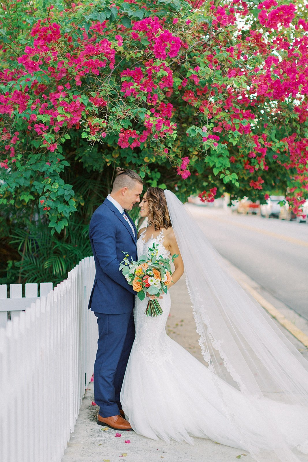 Casie Marie Photography Wedding Couples of 2019_Forsyth Wedding Hyatt Centric Key West Florida