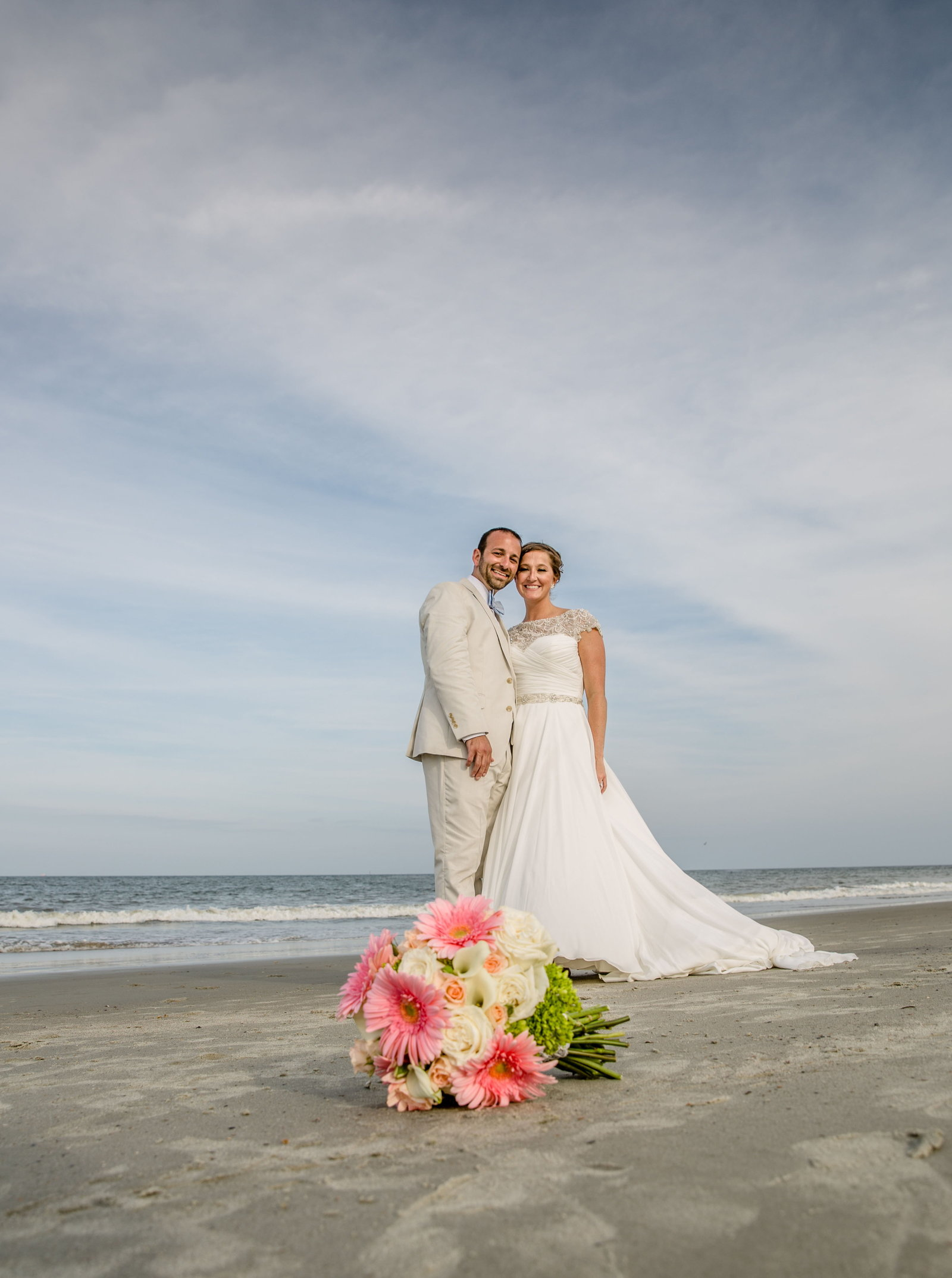 Tony + Jenn, Tybee Island Wedding, Bobbi Brinkman Photography