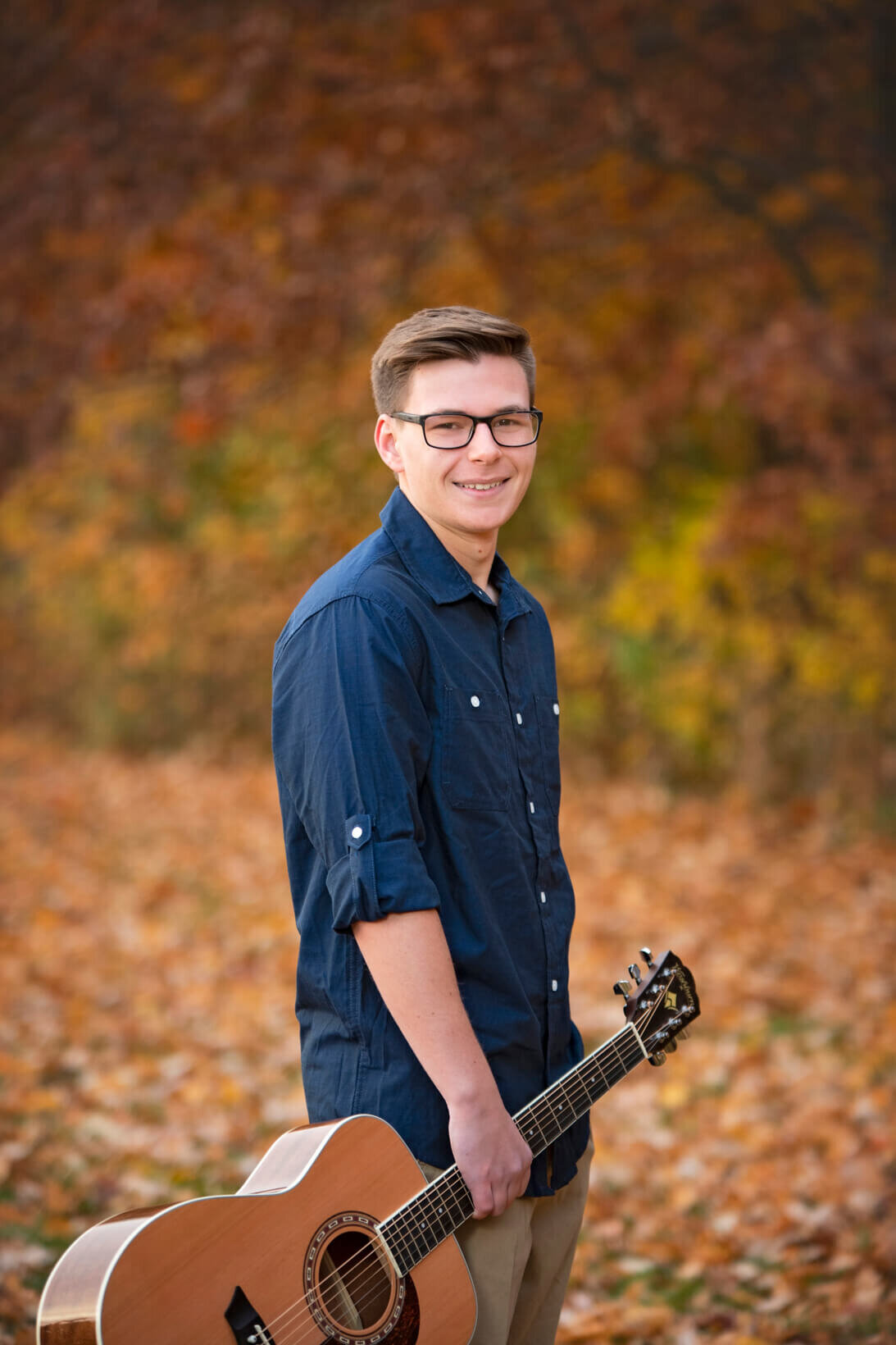 Senior-Portraits-Richfield-Historical-Park-Wisconsin-53