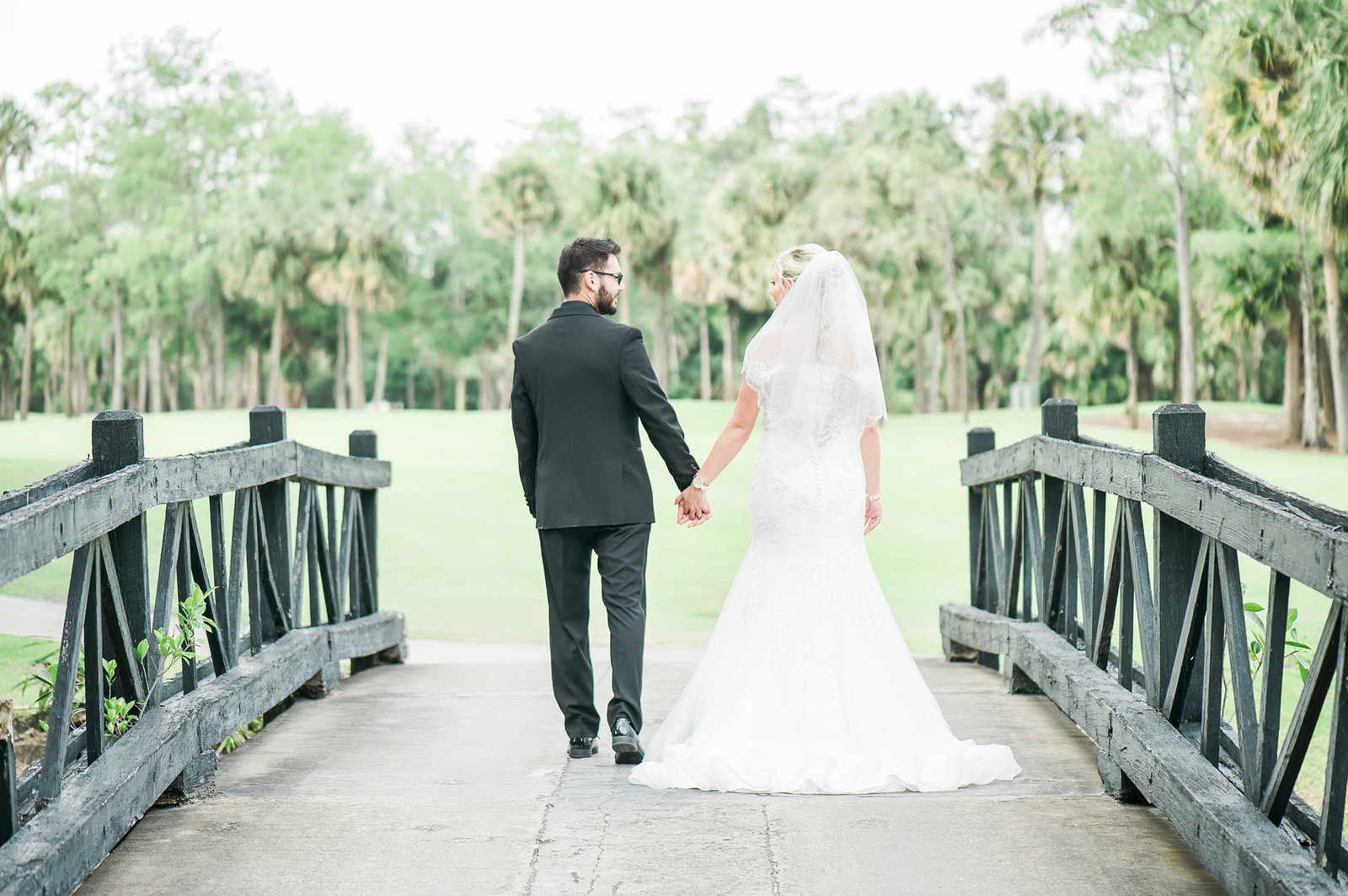 Rustic Wedding - Myacoo Country Club Wedding - Palm Beach Wedding Photography by Palm Beach Photography, Inc.
