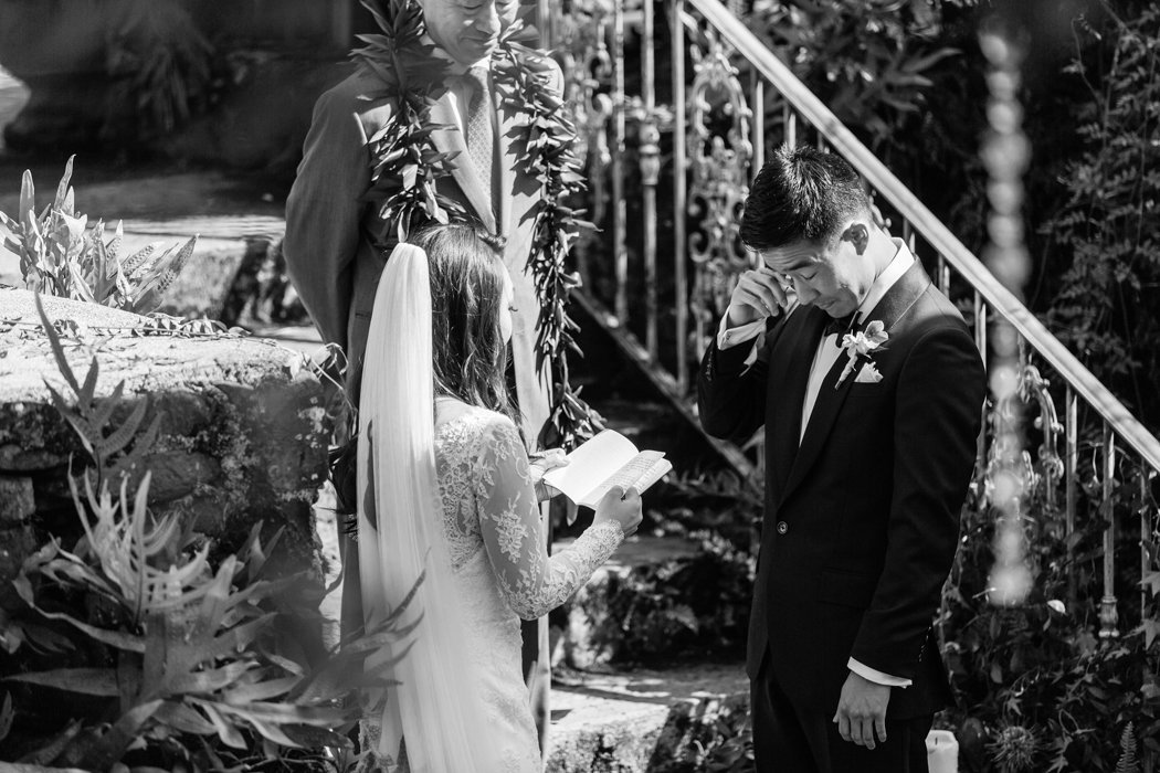 W0461_Haiku-Mill-wedding_Maui-Photographer_CaitlinCatheyPhoto_0104-b&w