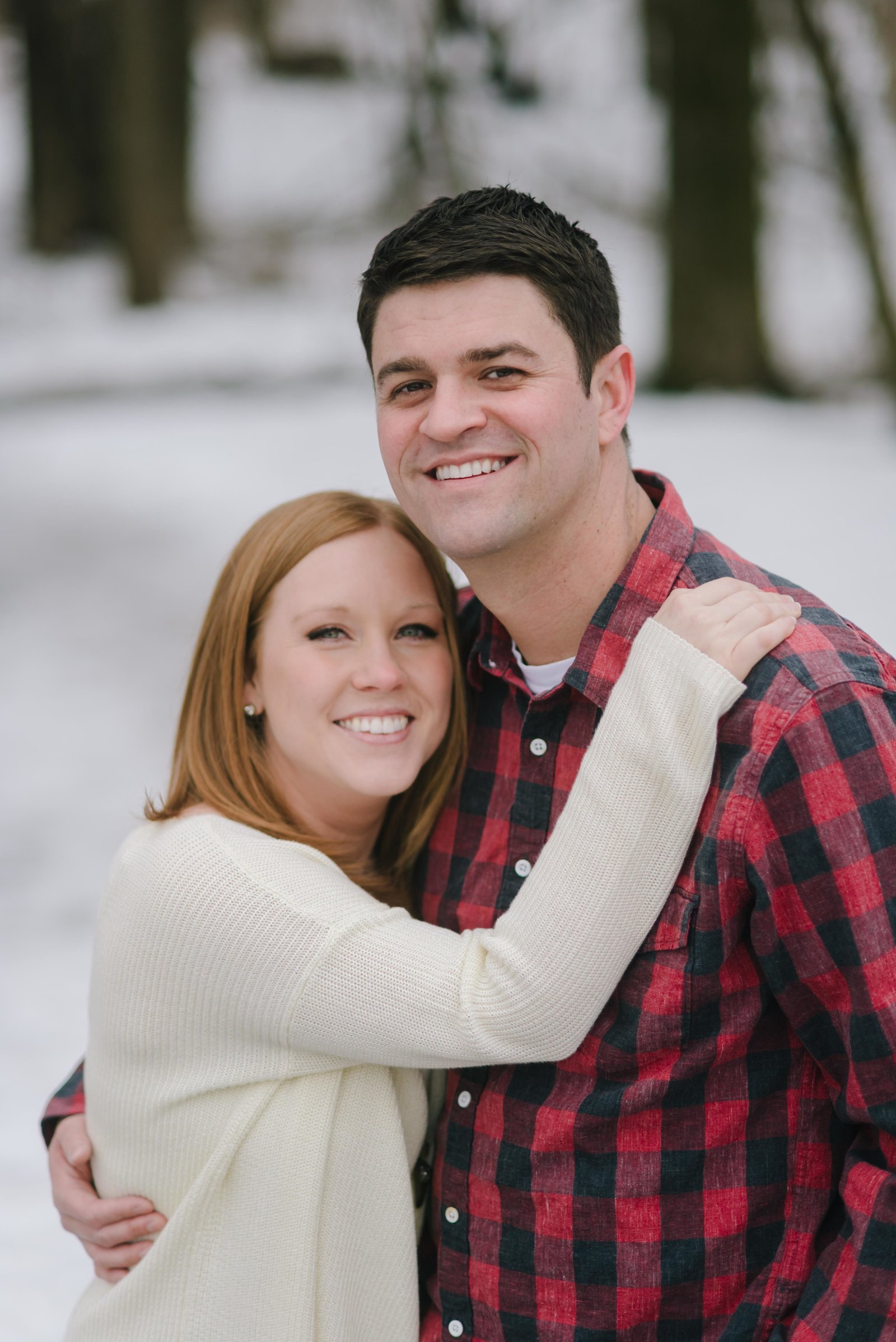 Minnesota Winter Engagement Photos 1204