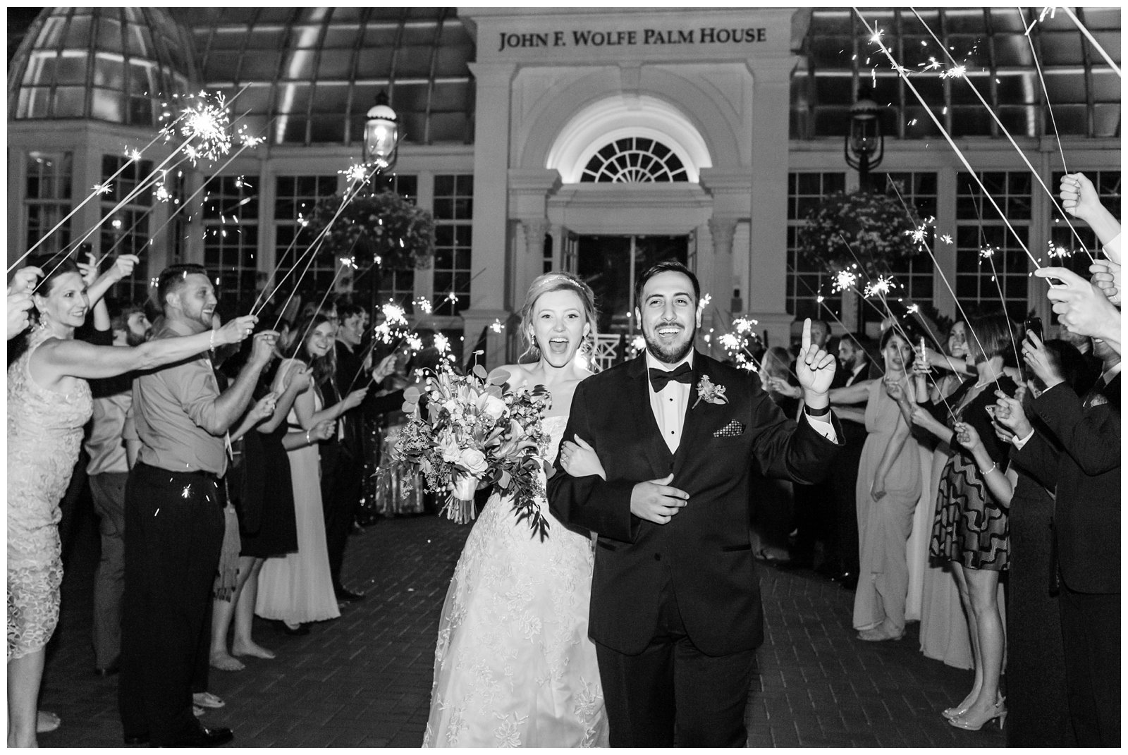 Franklin Park Conservatory Wedding The Palm House Bridal Garden Grove_0061