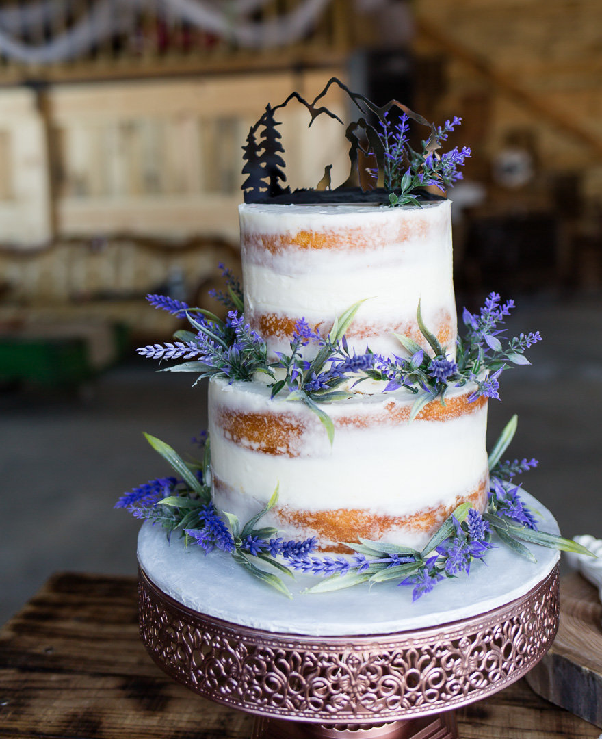 Rustic chic barn wedding0024
