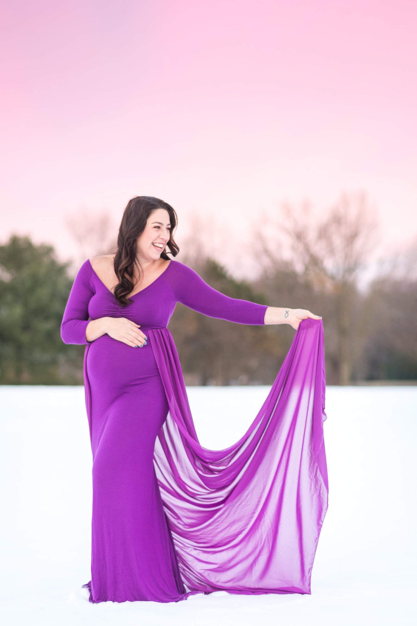 Frederick Maryland Maternity Photographer  (2 of 3)