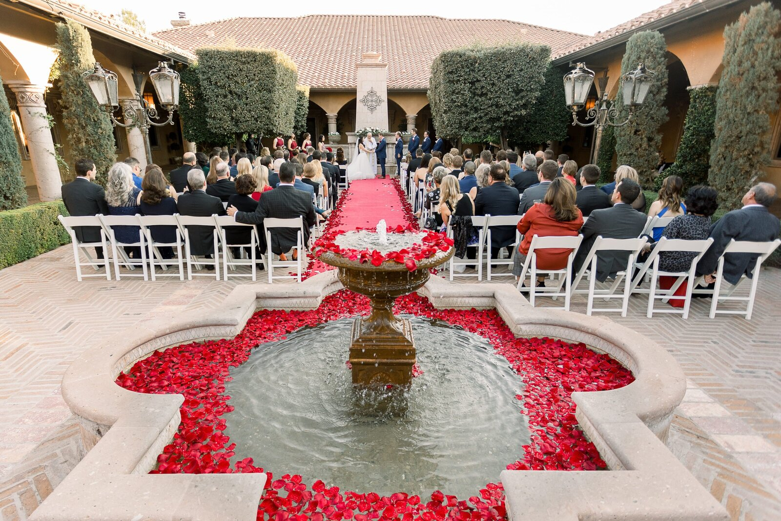 ceremony-with-red-rose-petals
