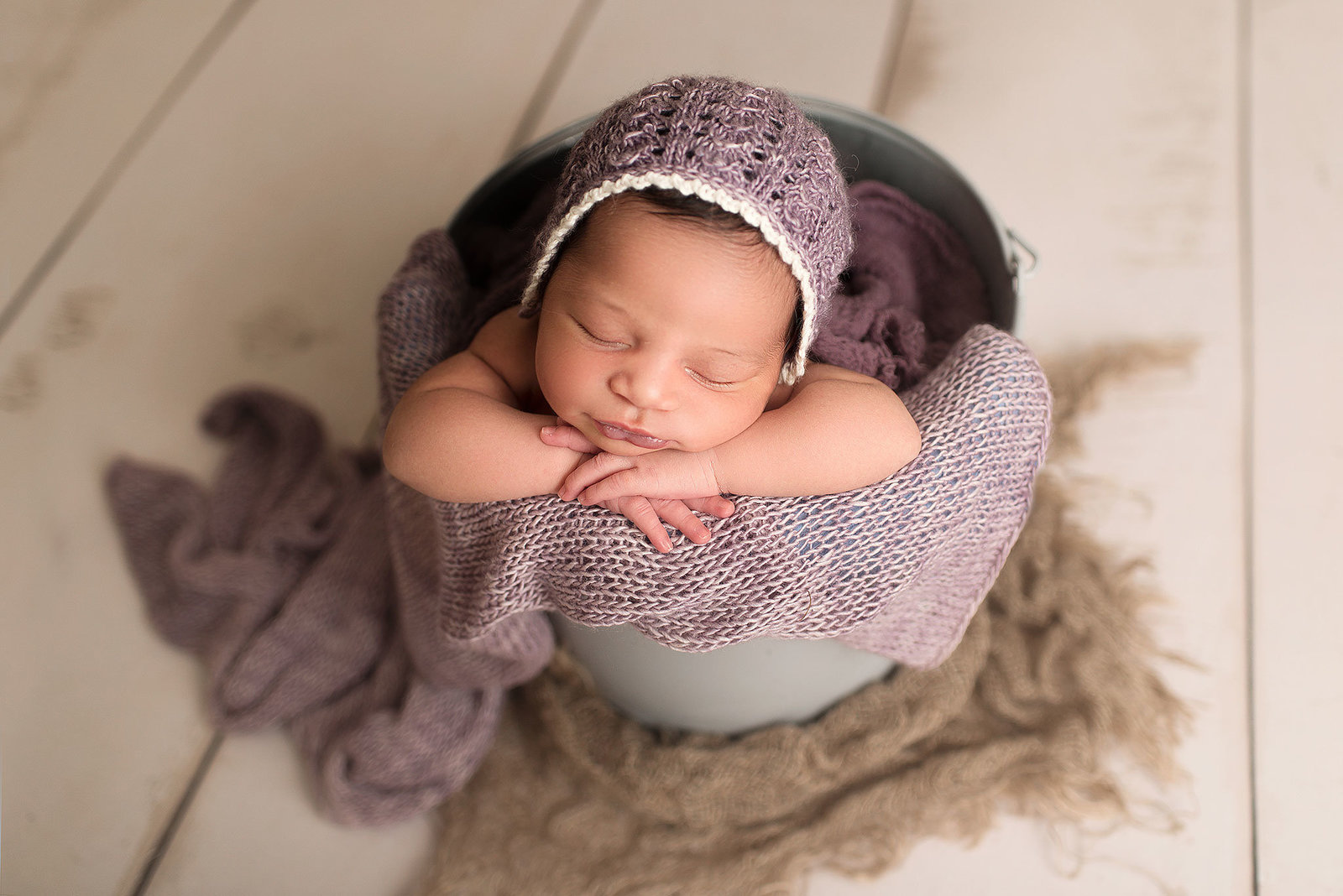 Hawaii Newborn Photography