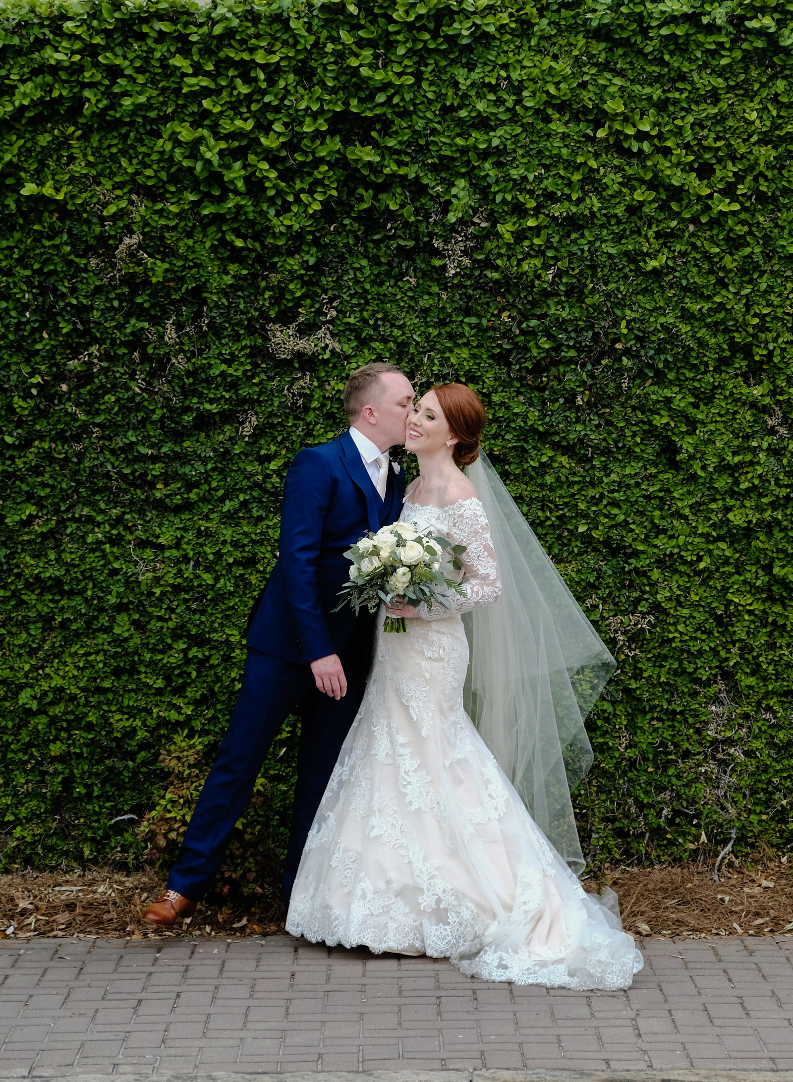 Kathleen + Thomas, Savannah Wedding, Bobbi Brinkman Photography