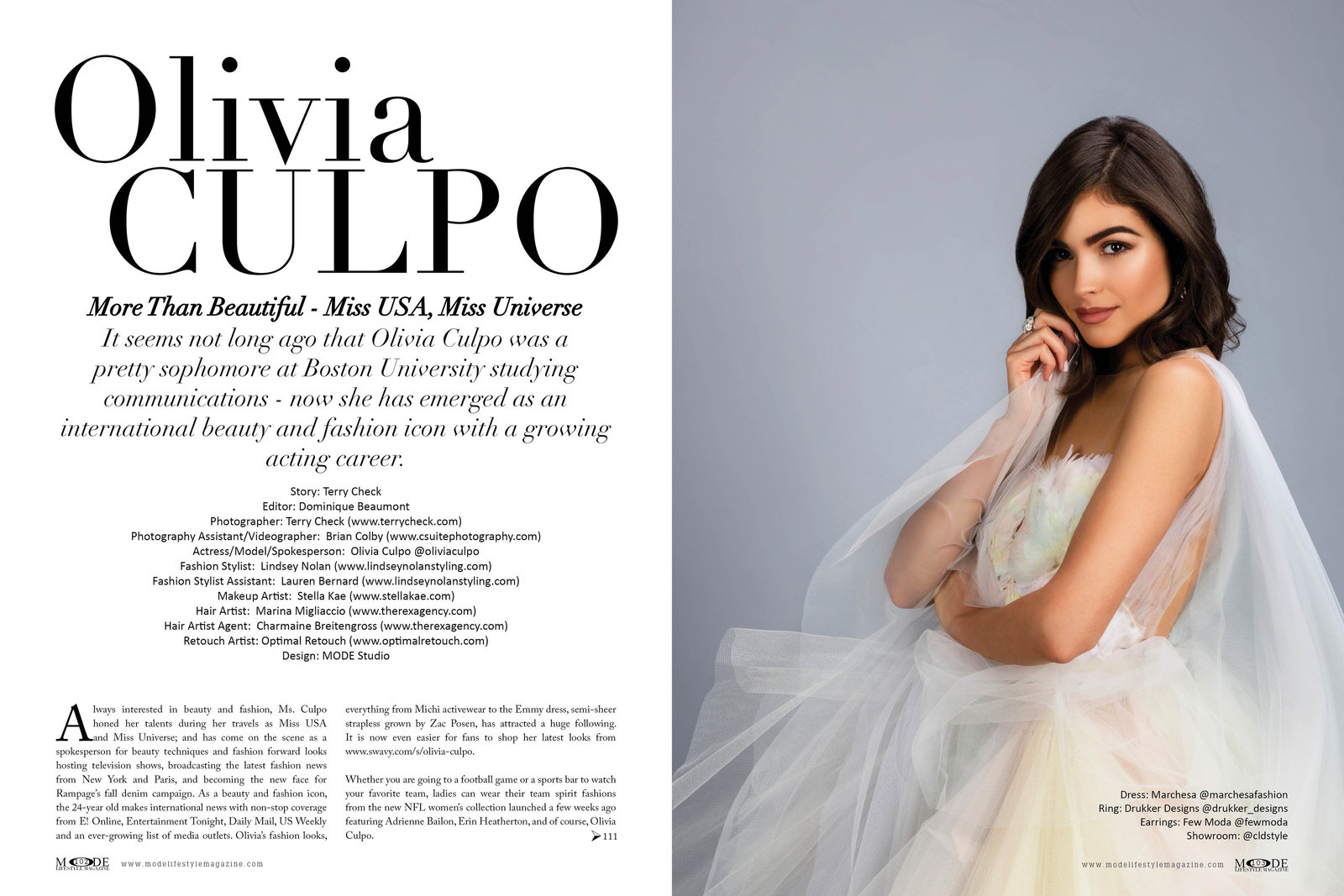 Mode - Olivia Culpo by Terry Check Pages 102-103 high resol