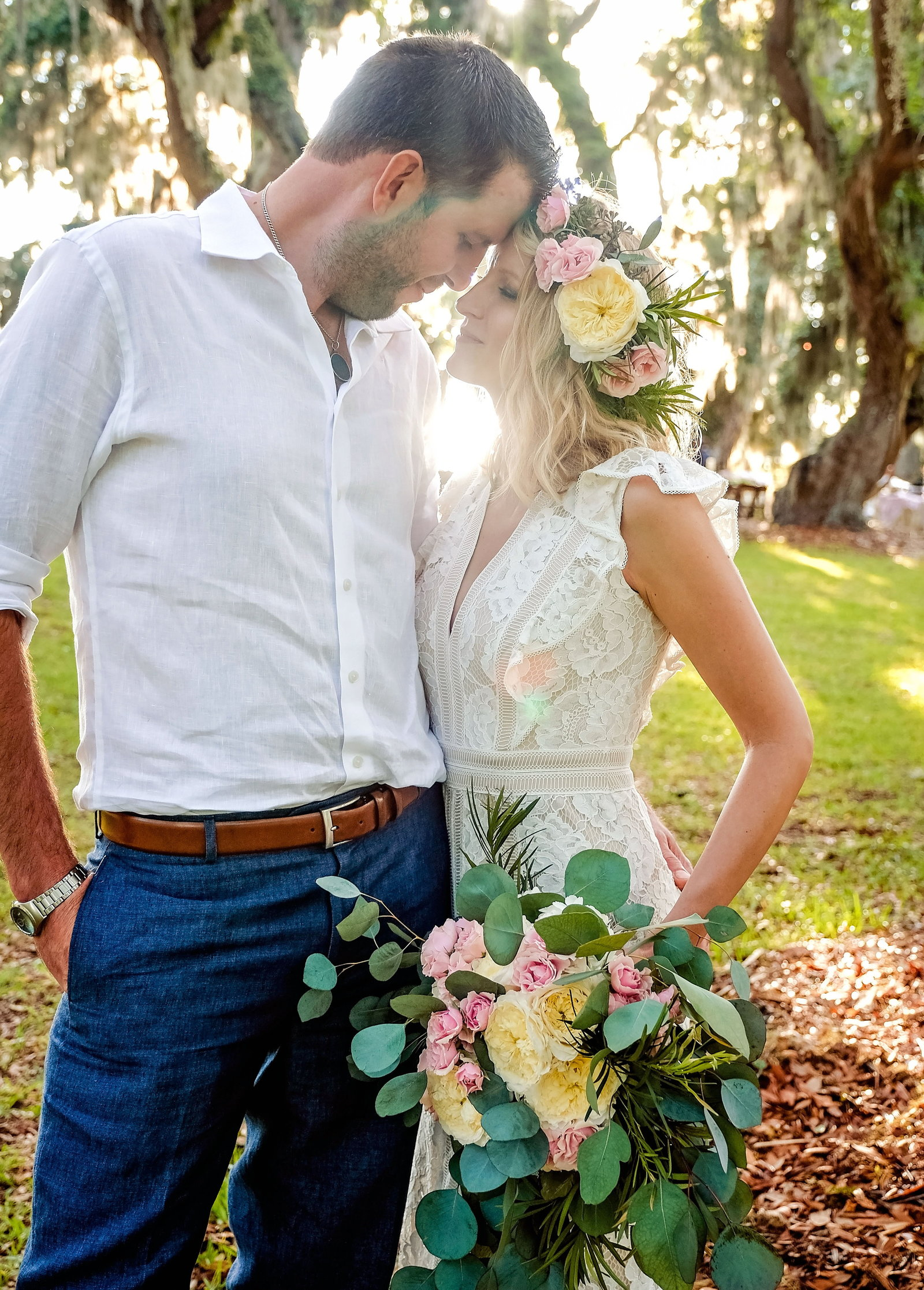 Bobbi Brinkman Photography, Jekyll Island Weddings, Lance Julie