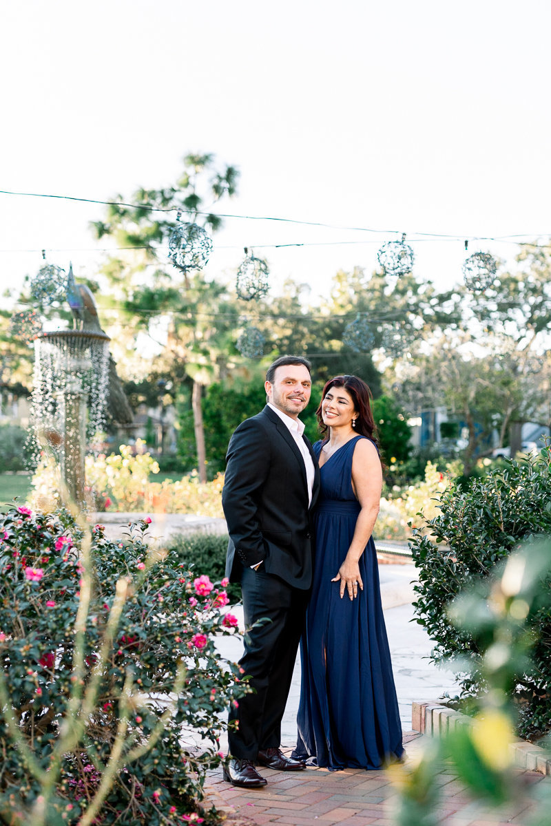 Winter Park Engagement Photographer | Winter Park Wedding Photographer | Jose A Bank Tuxedo-5