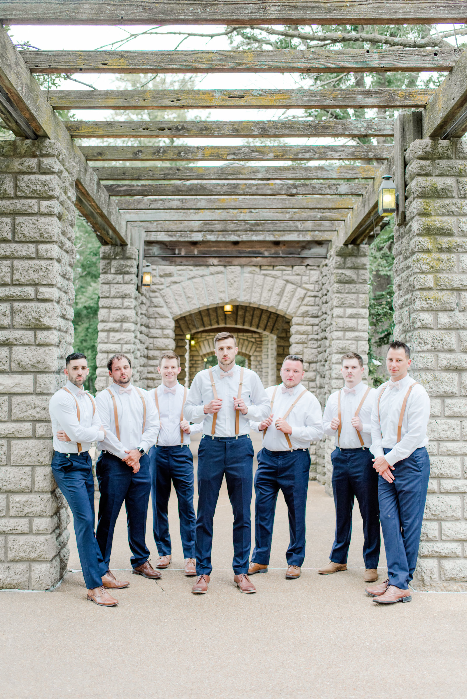 Carnahan Memorial Gardens Wedding _ Haley + Justin-176