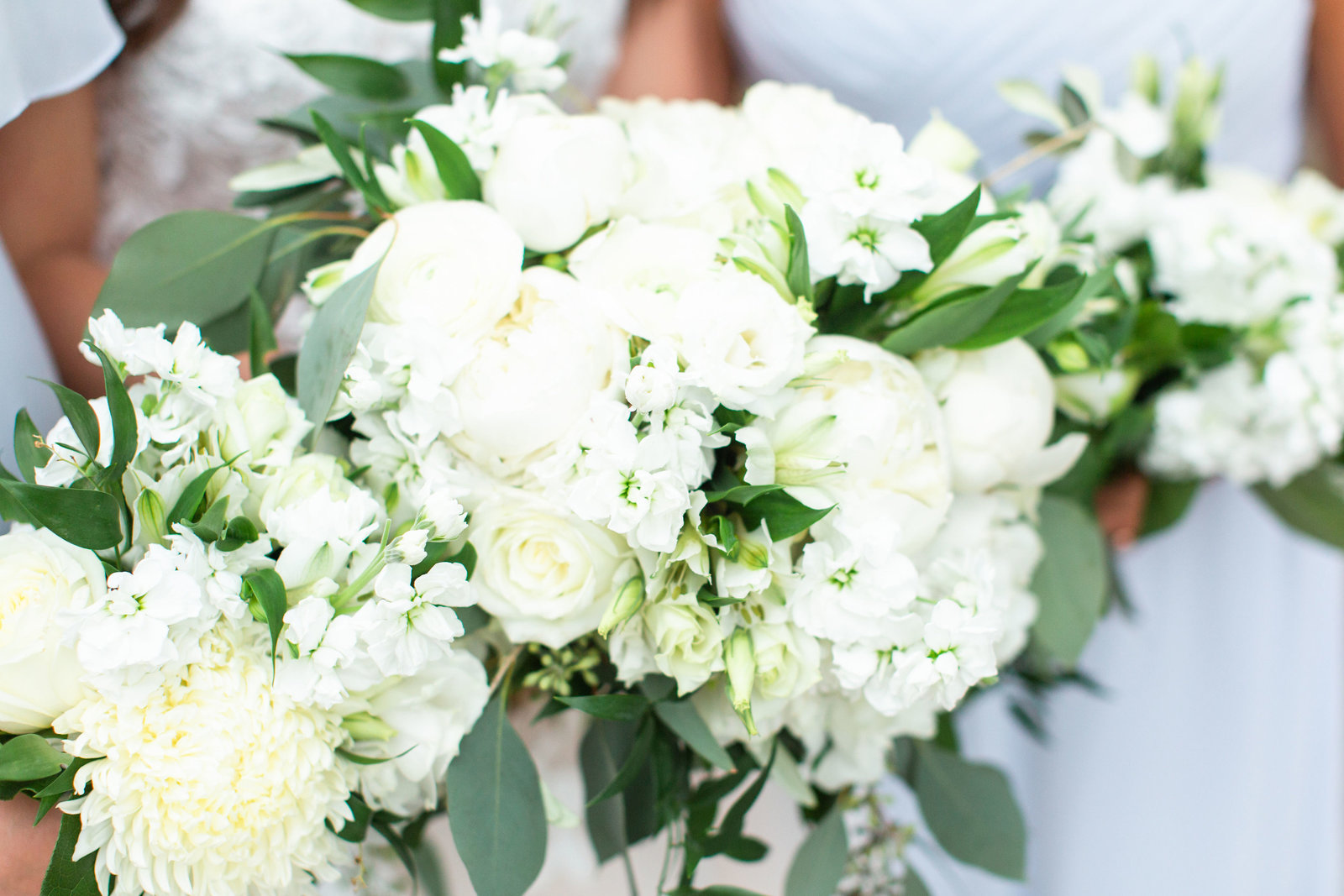 Creechs Florist Bridal bouquet