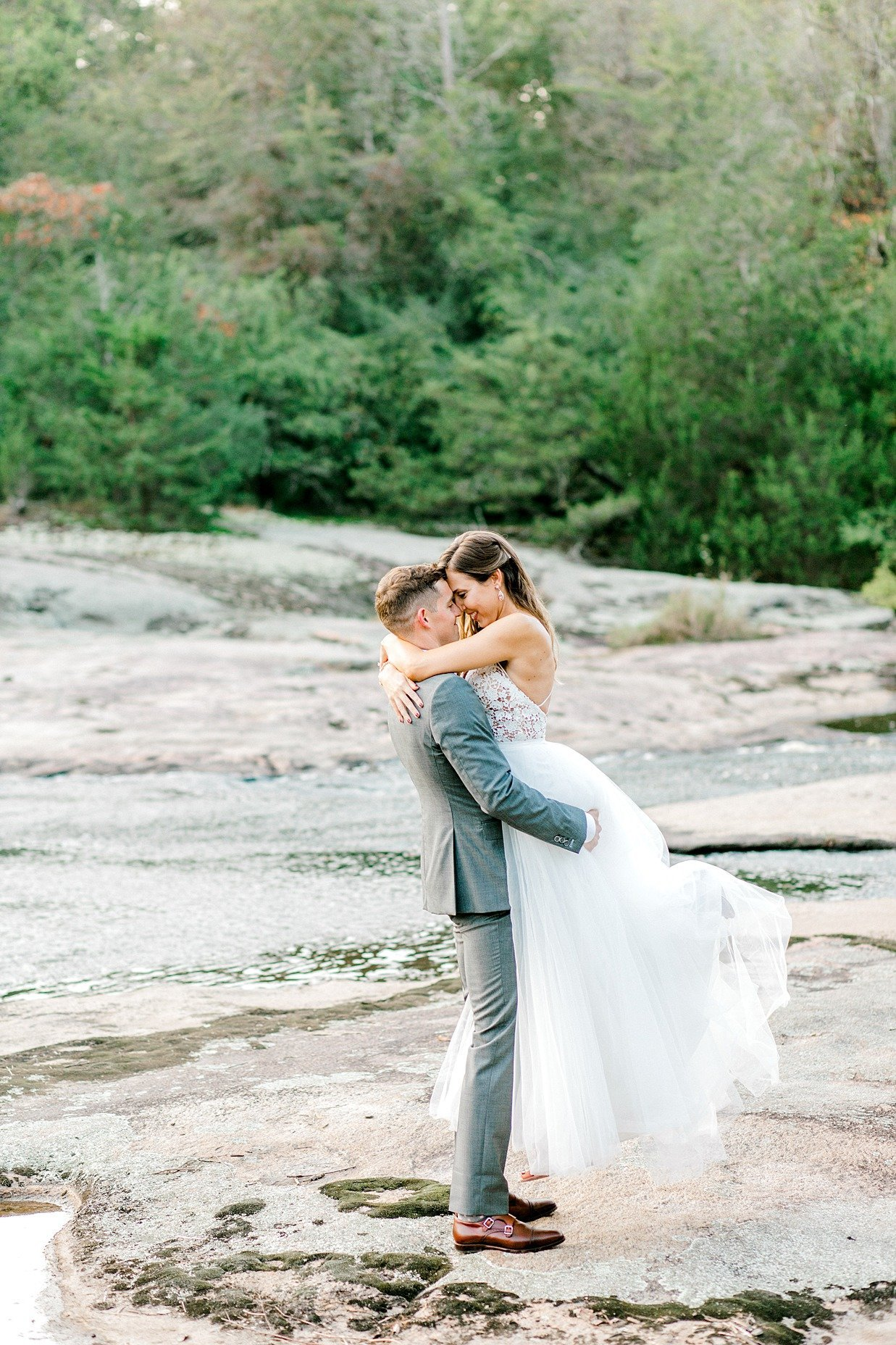 K&K Elegant Ruins Wedding The Mill at Fine Creek Richmond VA Andrew & Tianna Photography-209