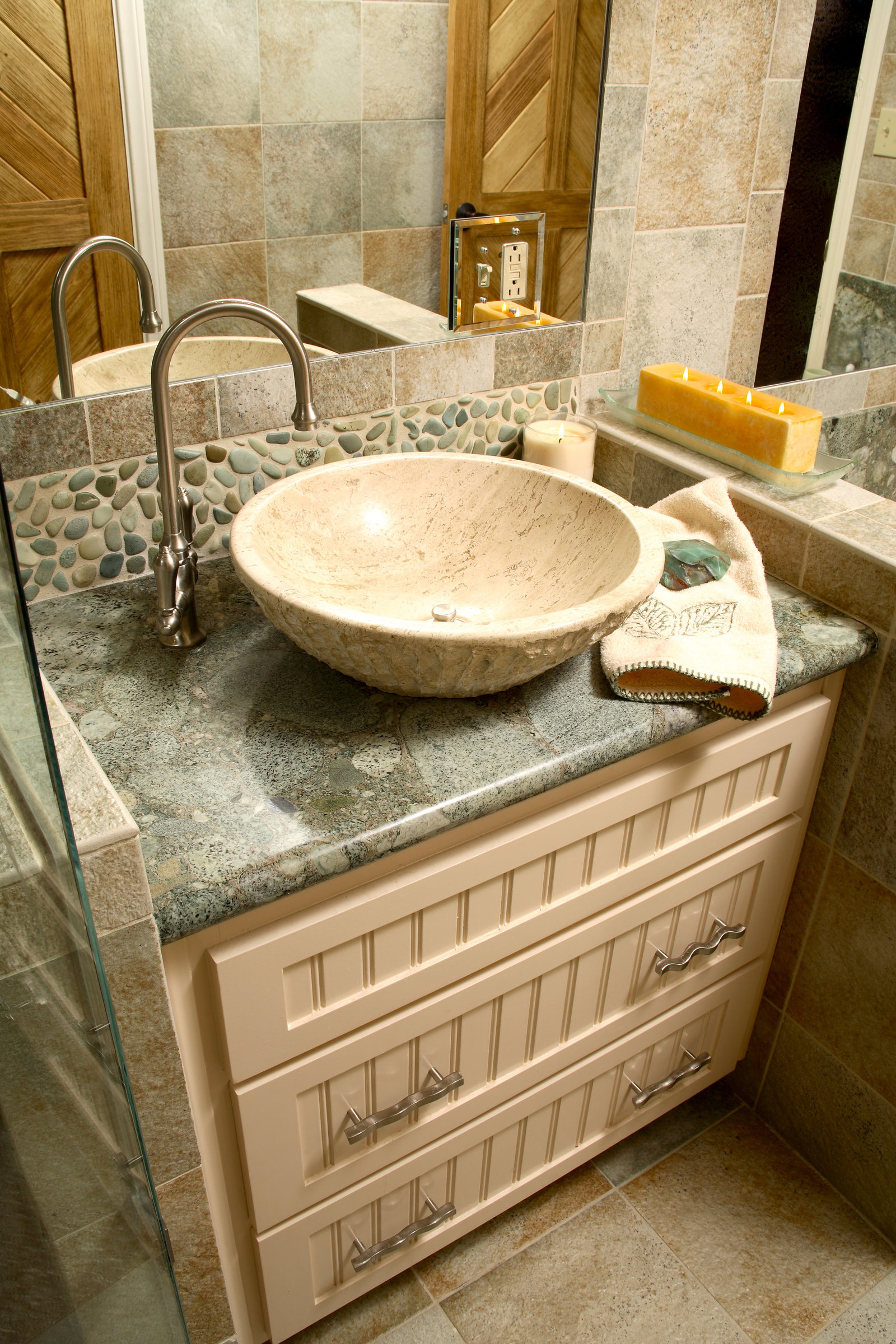 Arrowhead Vacation Home Powder Bath