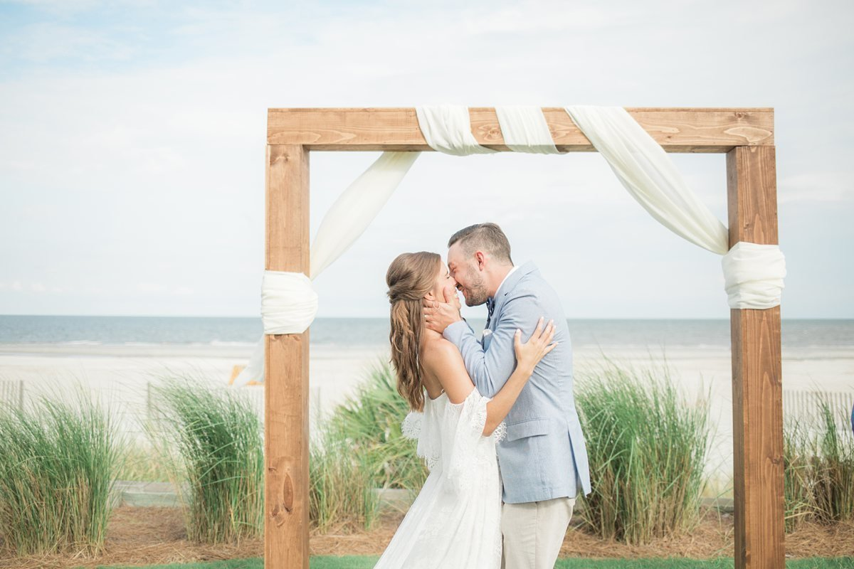Destination Candid Wedding Photographer Marissa Decker Photography Hilton Head Island Elopement
