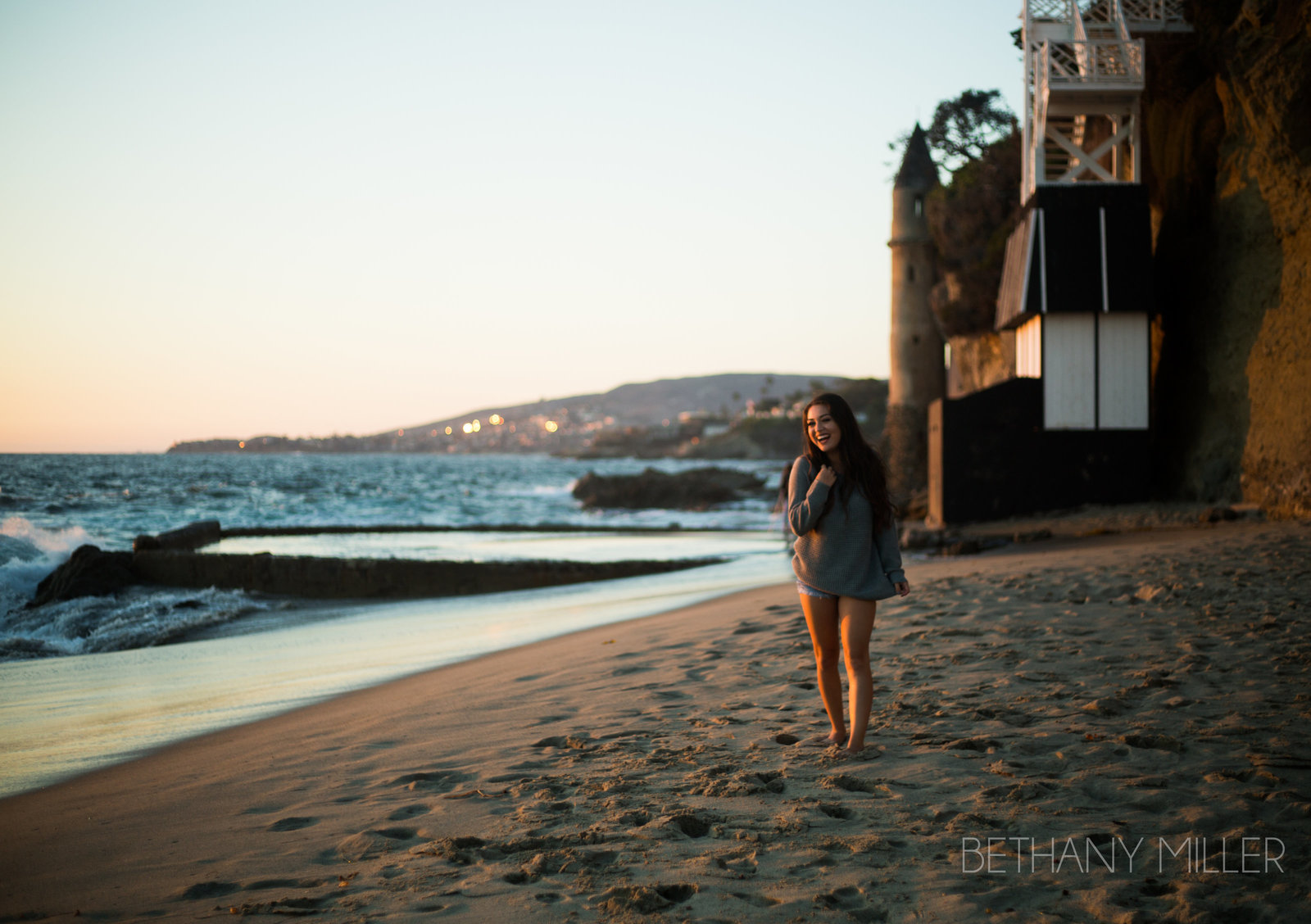 Laguna Beach, Senior, Modeling, Headshot, Bethany Miller Photography-35