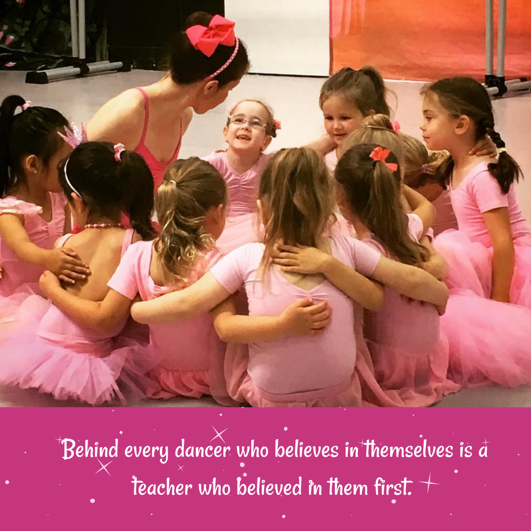 Bebe Ballet A Star dance quote