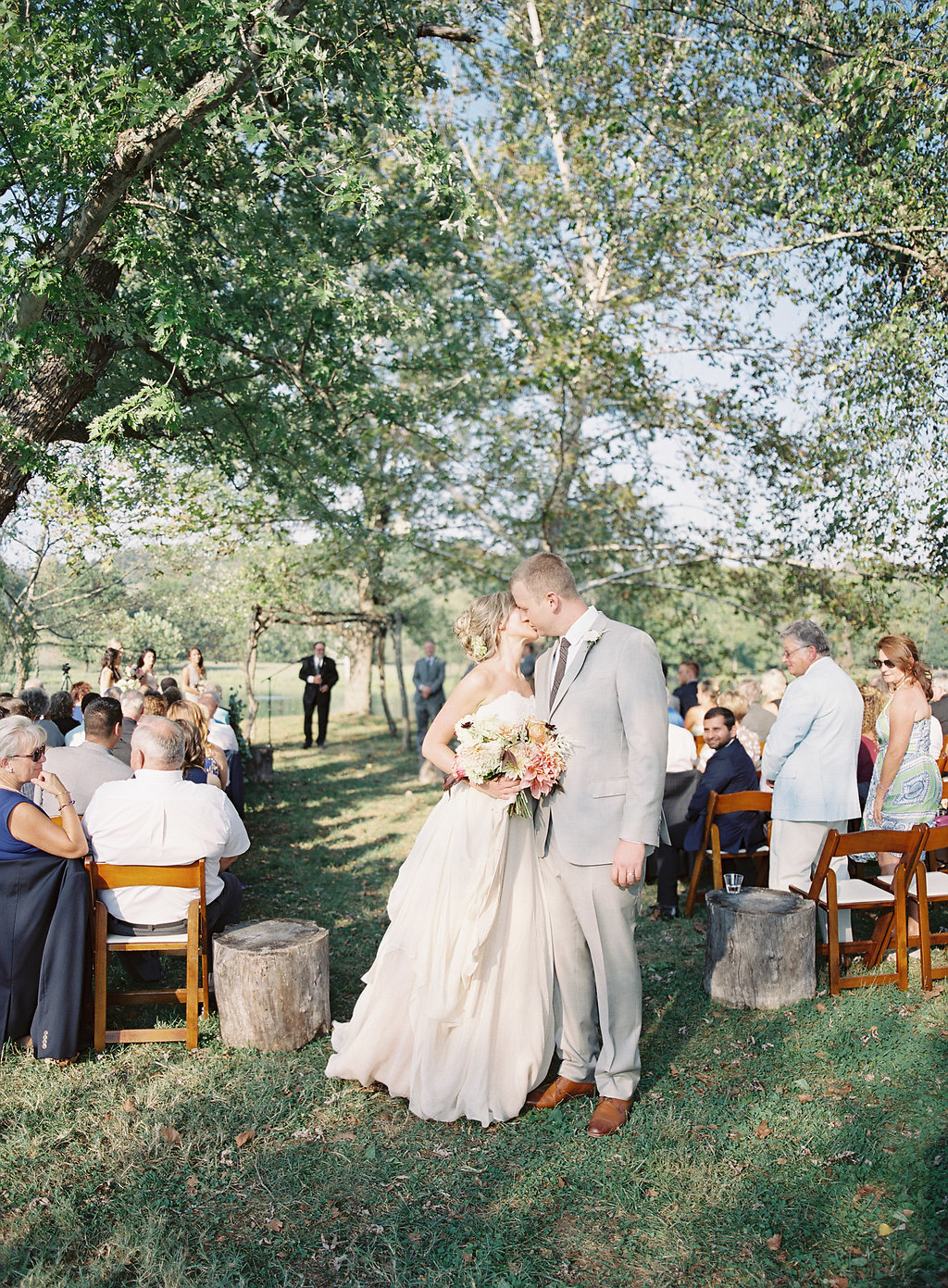 SawyerBaird_CM ceremony kiss