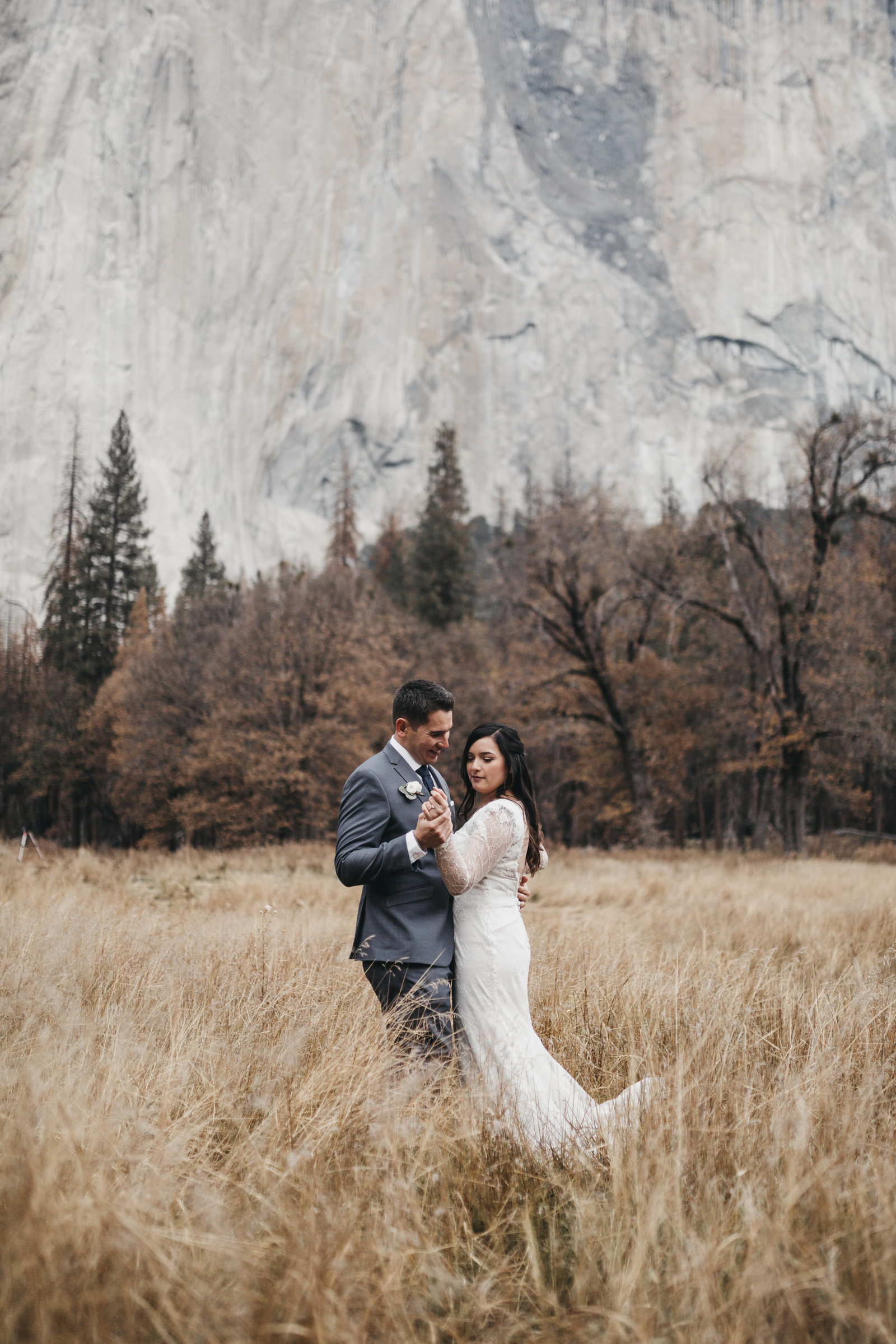 athena-and-camron-yosemite-elopement-wedding-photographer-elegent-valley-wedding30-first-dance