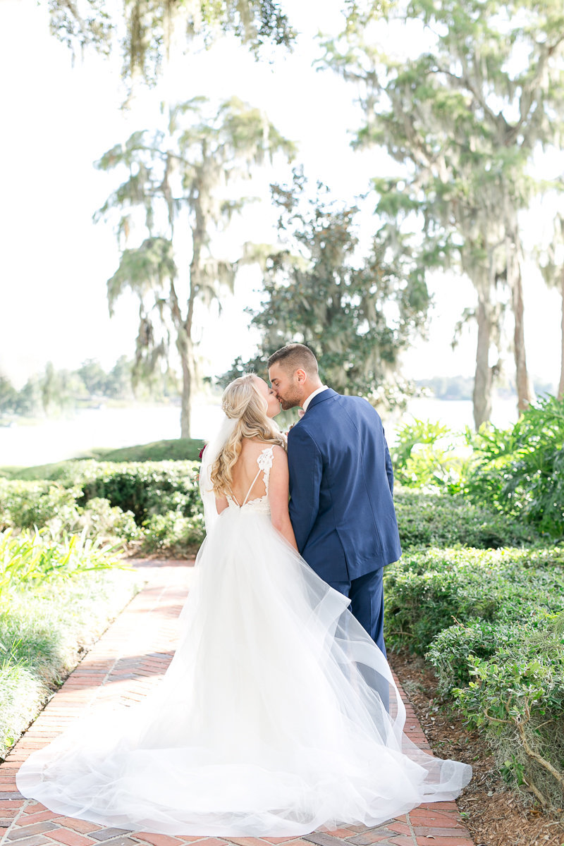 Lindsey & Matt Cypress Grove Estate House Wedding 23