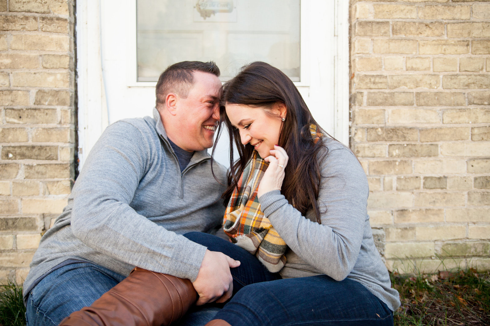 Cedarburg Wedding Photographer Engagement Session N+M-9