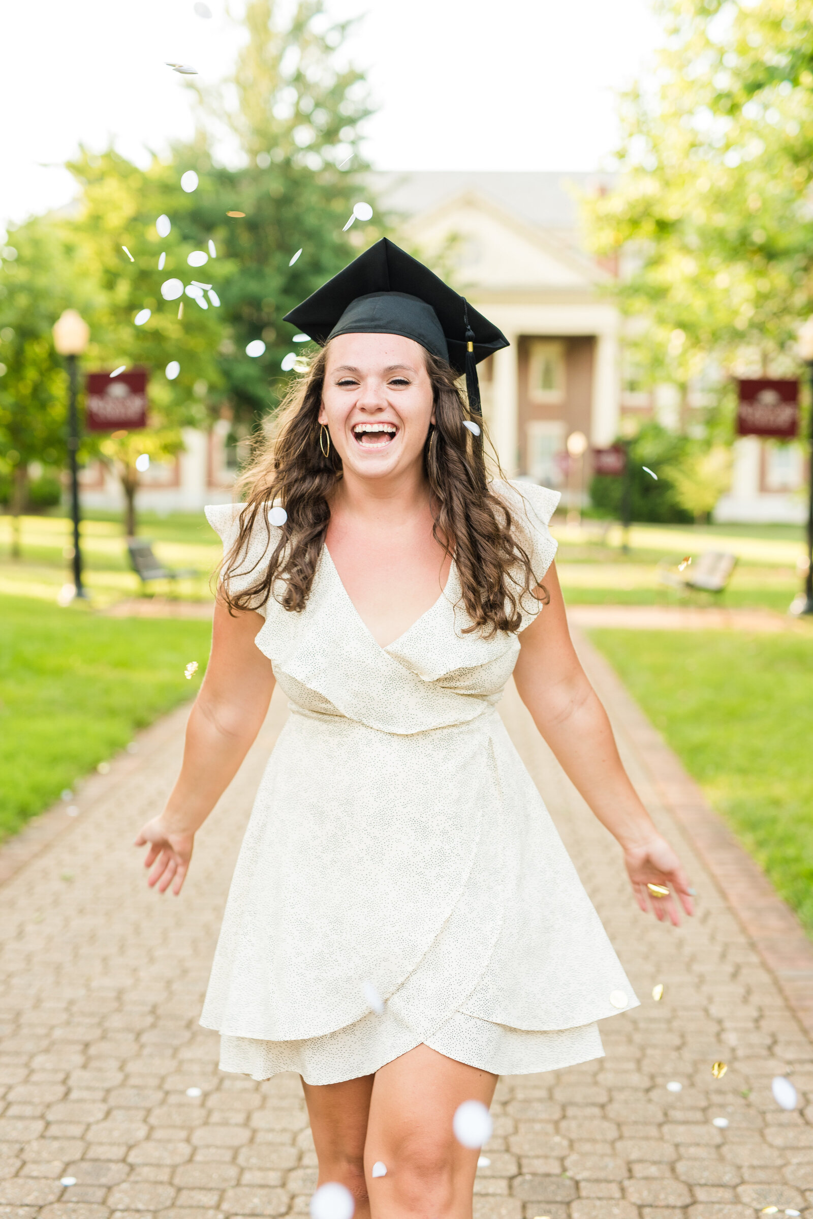 Marena Claire Photography Roanoke College Summer Senior Session Ashley Eagleson Photography_0055