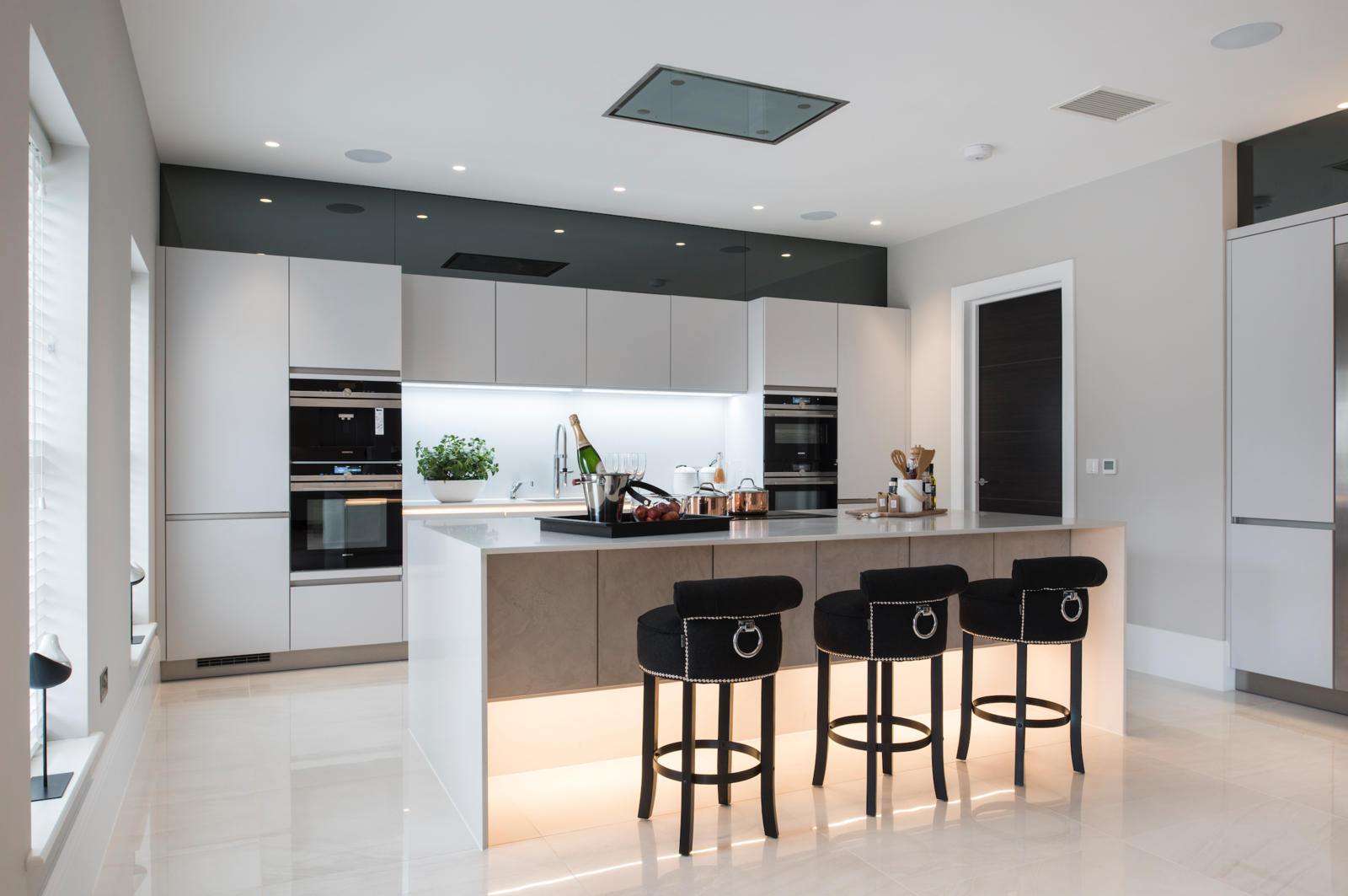 luxury kitchen interior london marek sikora images