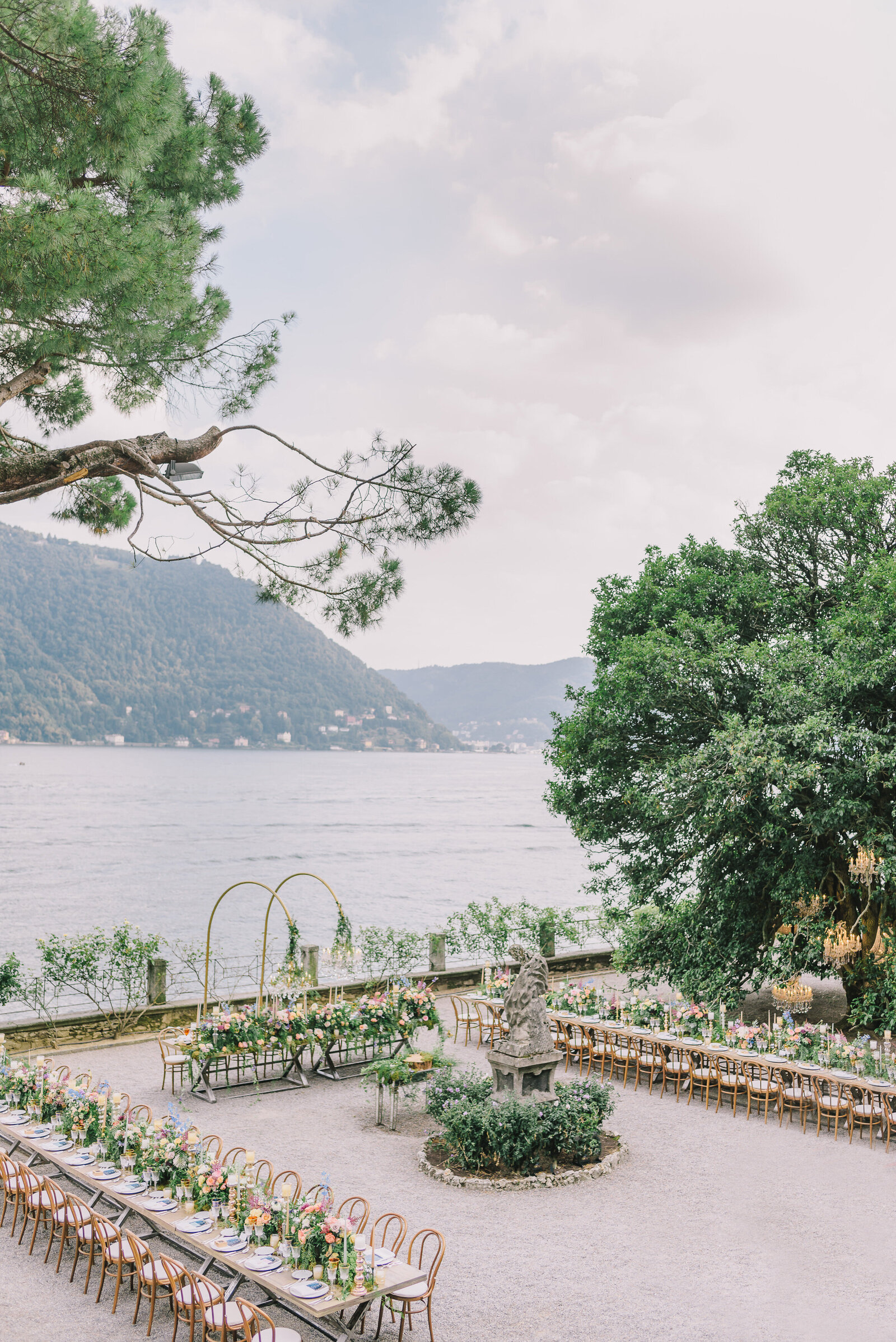 wedding in Villa Pizzo Lake Como
