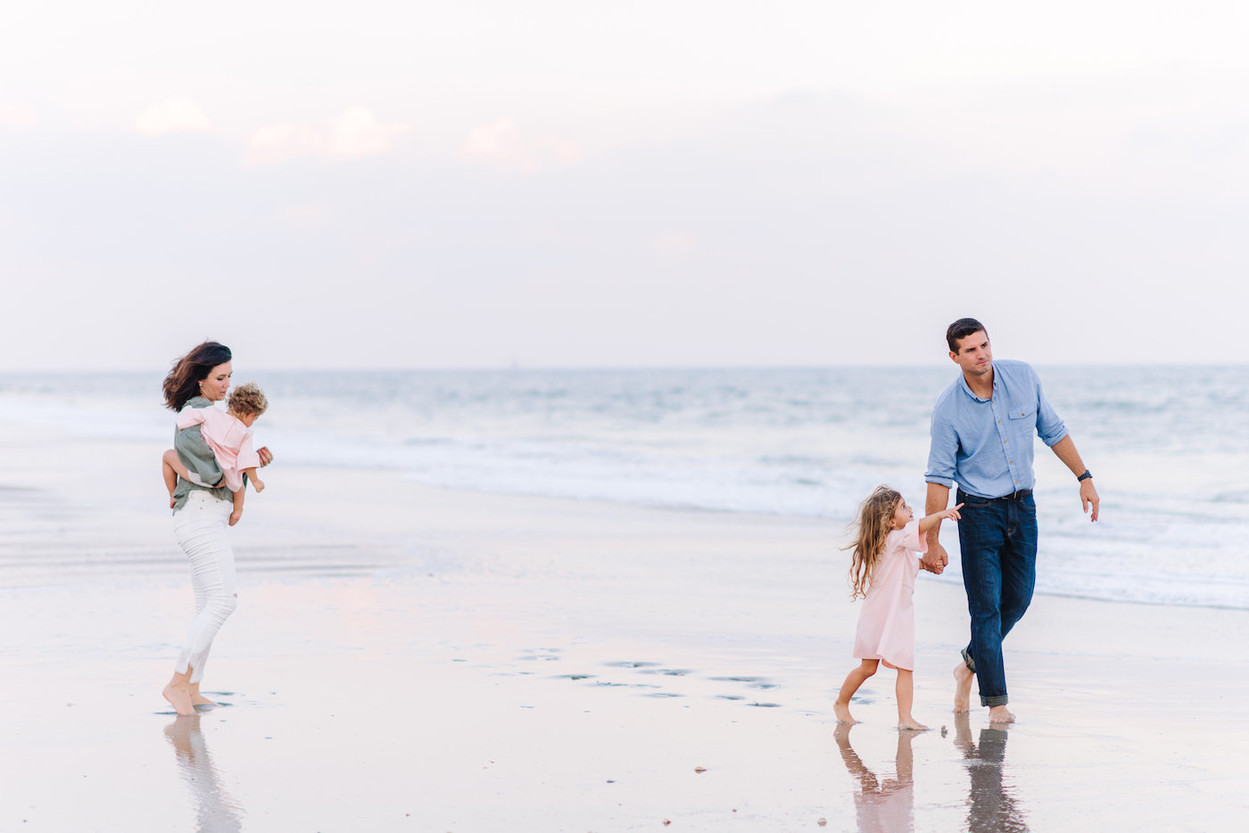 Myrtle Beach Family Session by Pasha Belman