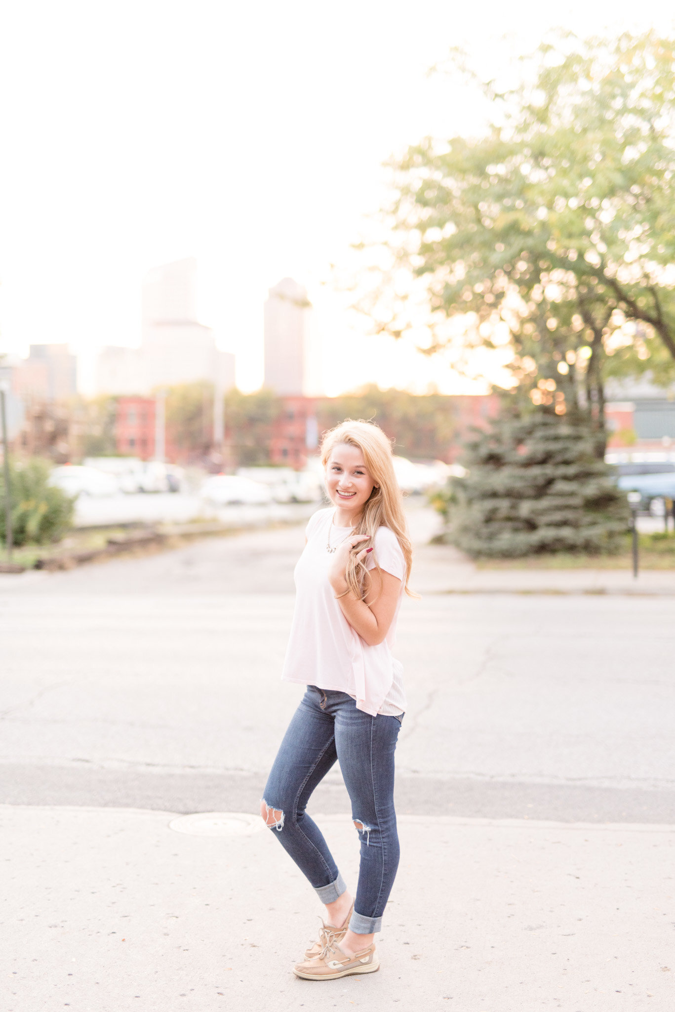 Downtown-Sunset-Senior-Pictures 0013