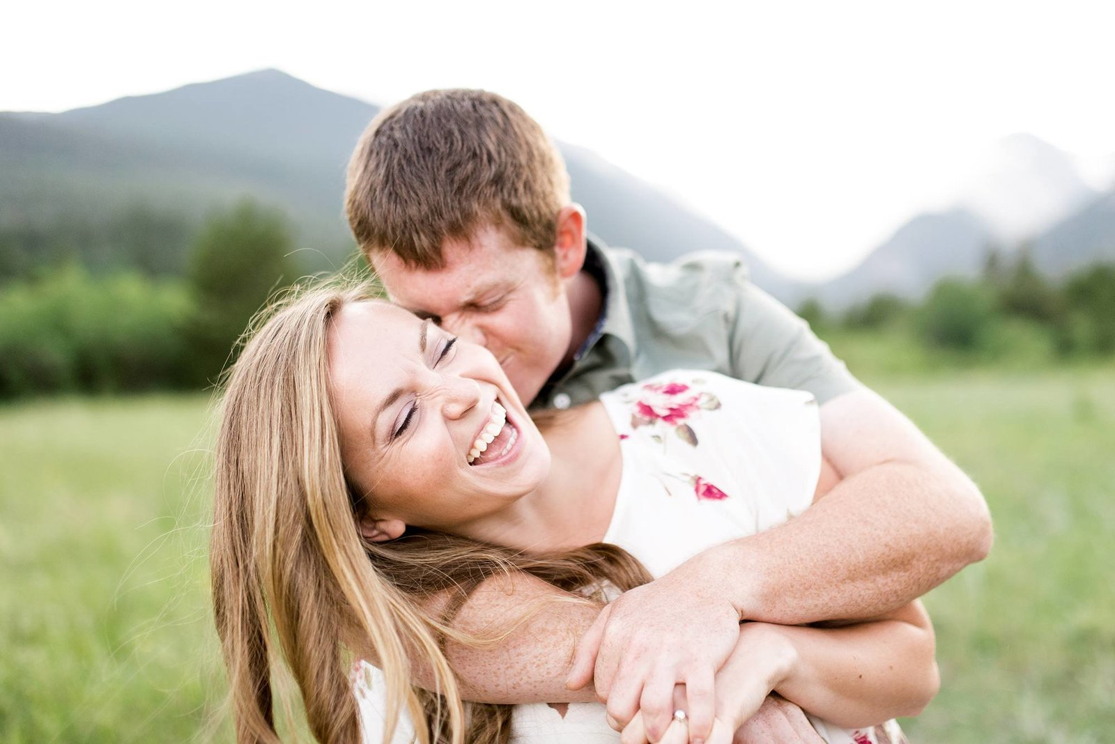 best engagement photographer in breckenridge