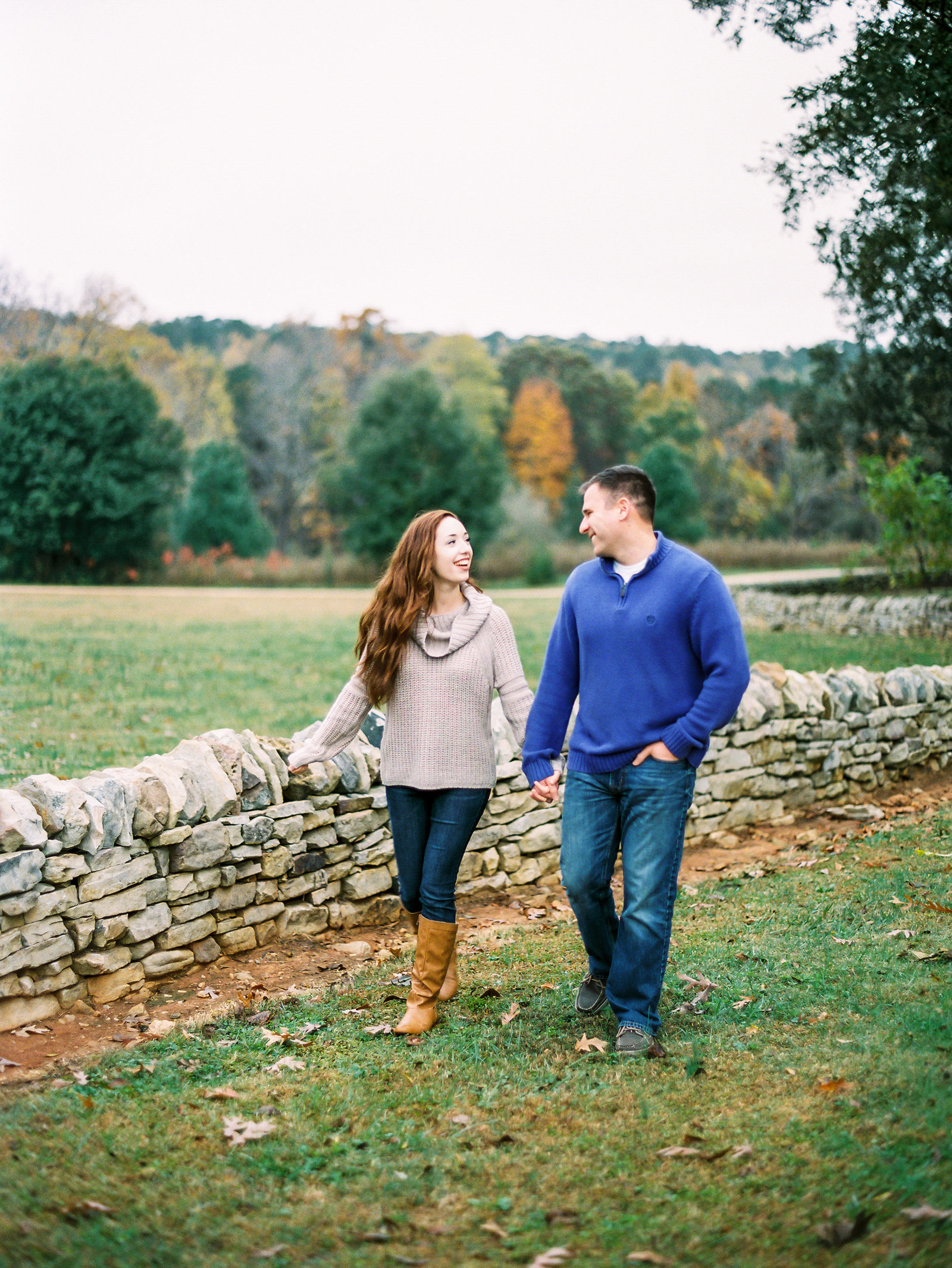 Raleigh Couples Lifestyle Film Photography