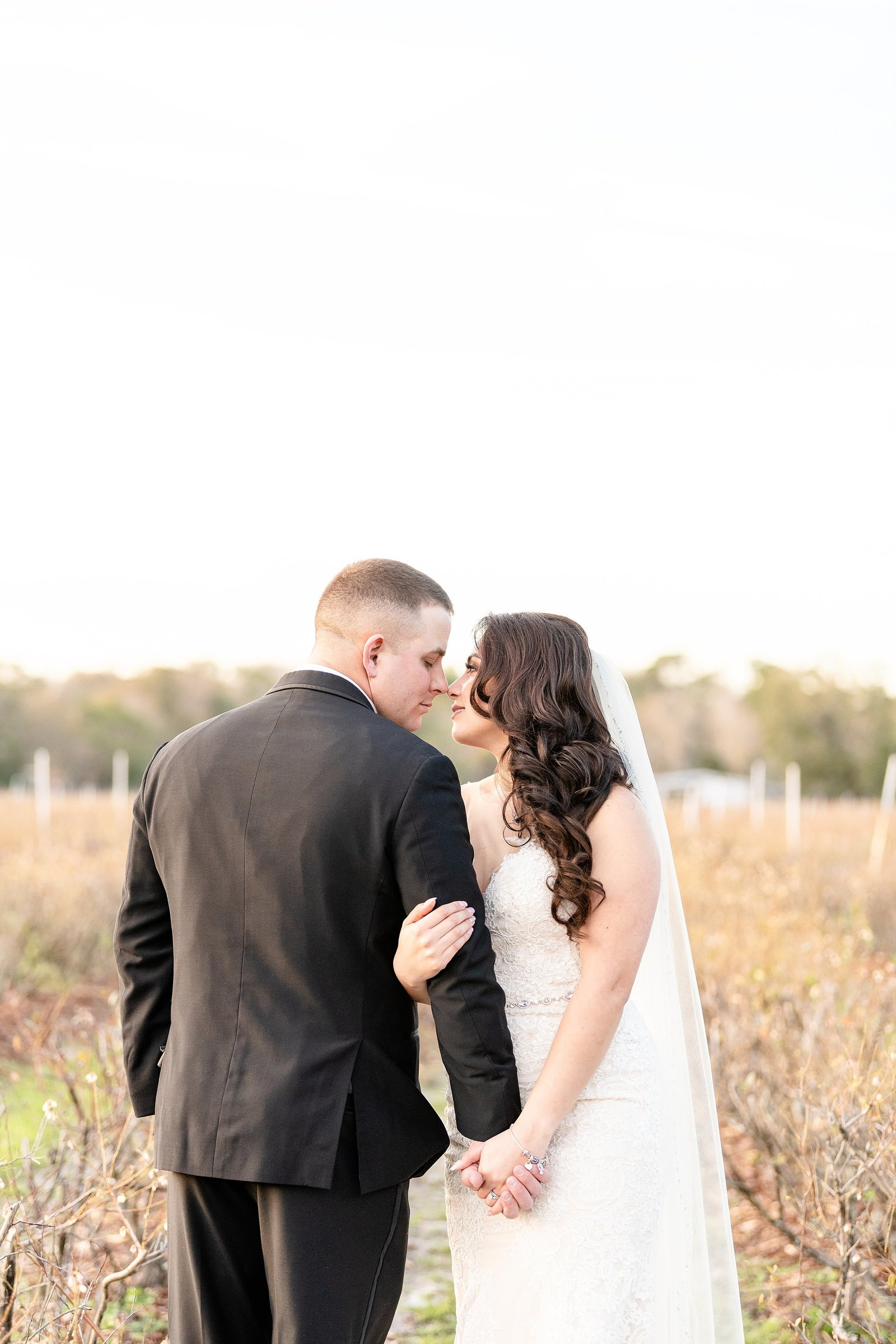 Ever After Farms Wedding | Bride and Groom