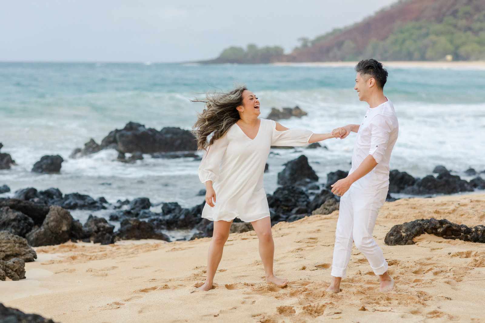 Maui Couple's Anniversary Photography-57