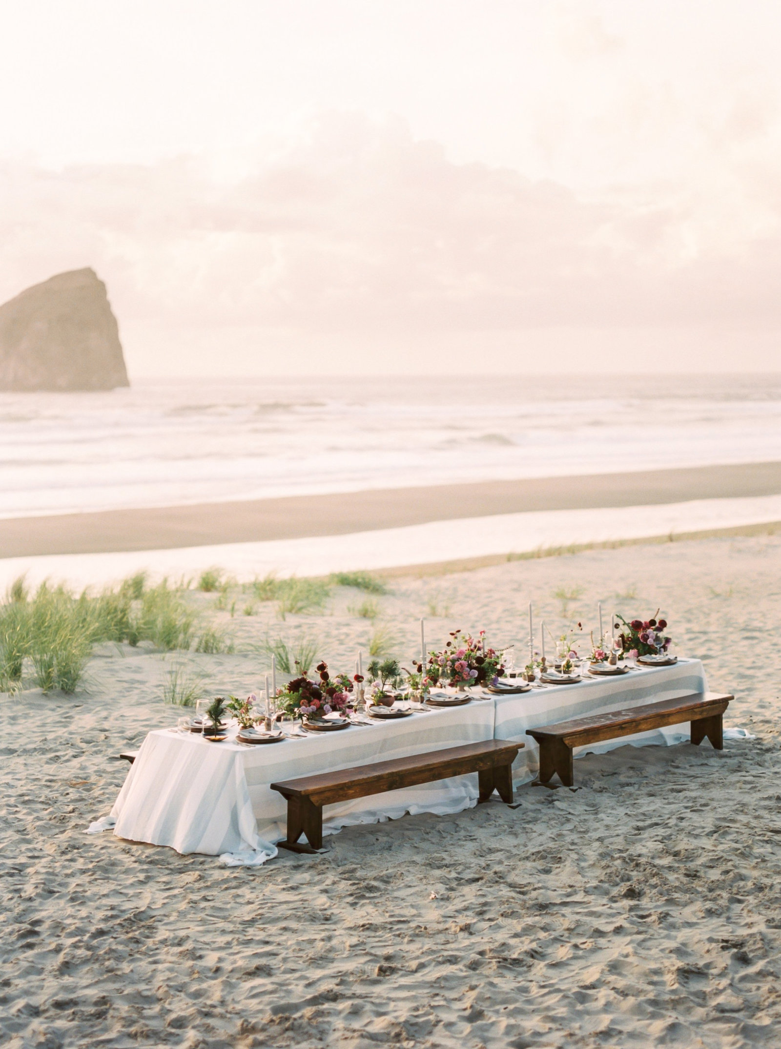Joy Procter Oregon Coast Wedding