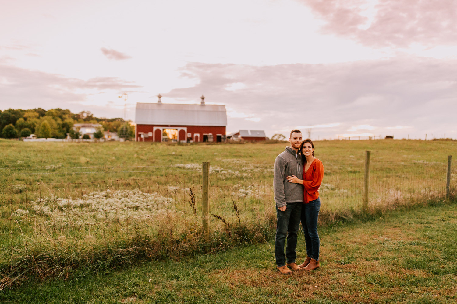 Sunset-Autumn-Engagement-Session-Prophetstown-54
