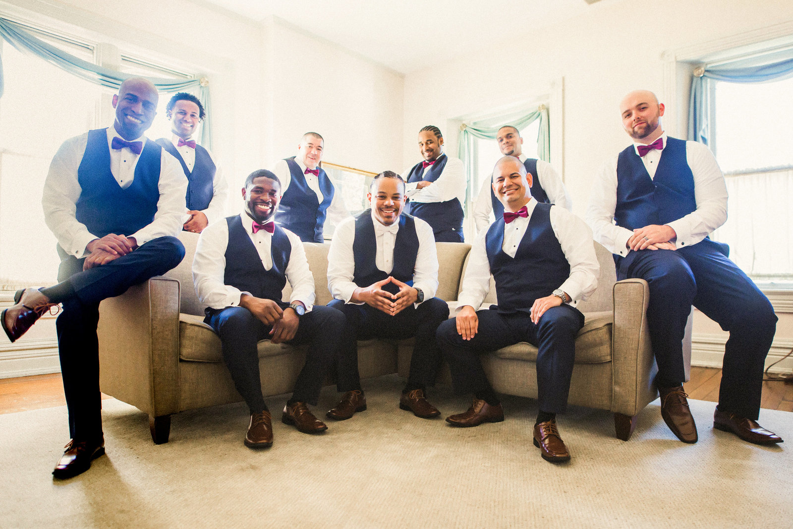 DC Wedding Photographer - M Harris Studios-5583