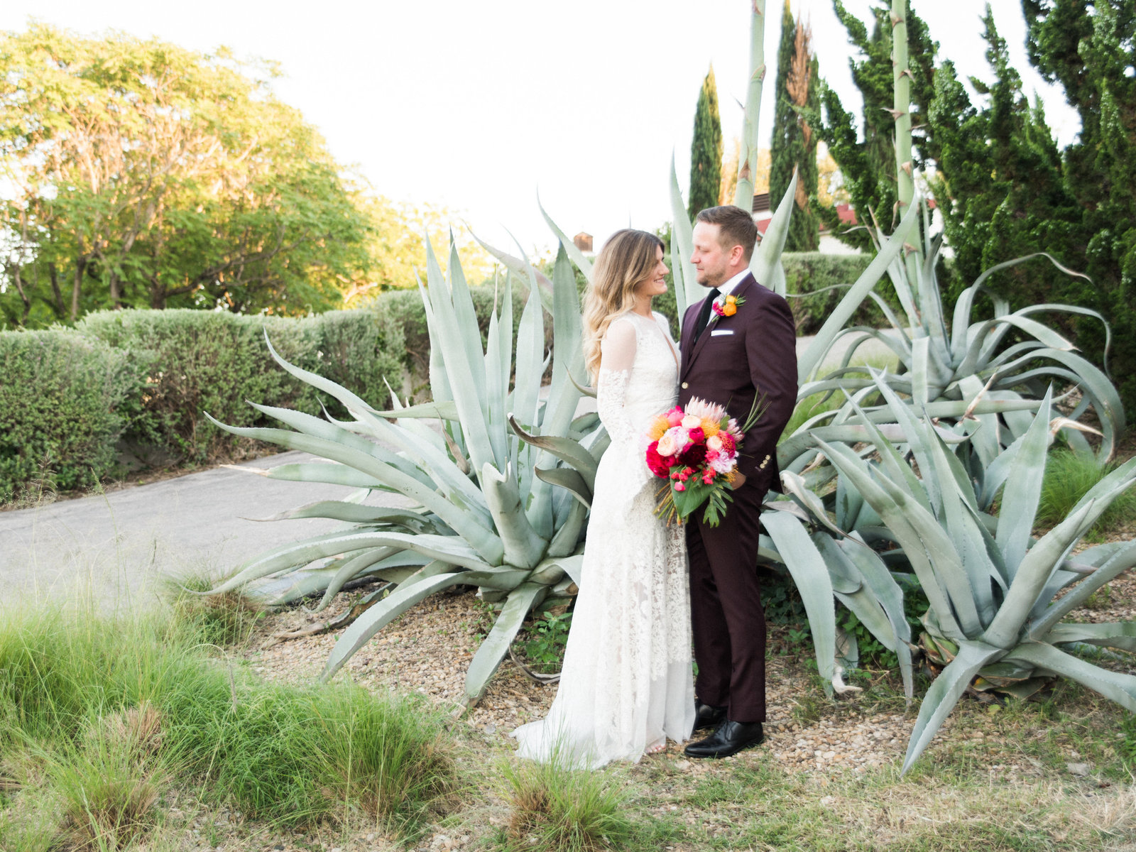 Courtney Hanson Photography - Vintage Tropical Wedding at The Belmont Hotel in Dallas-8153