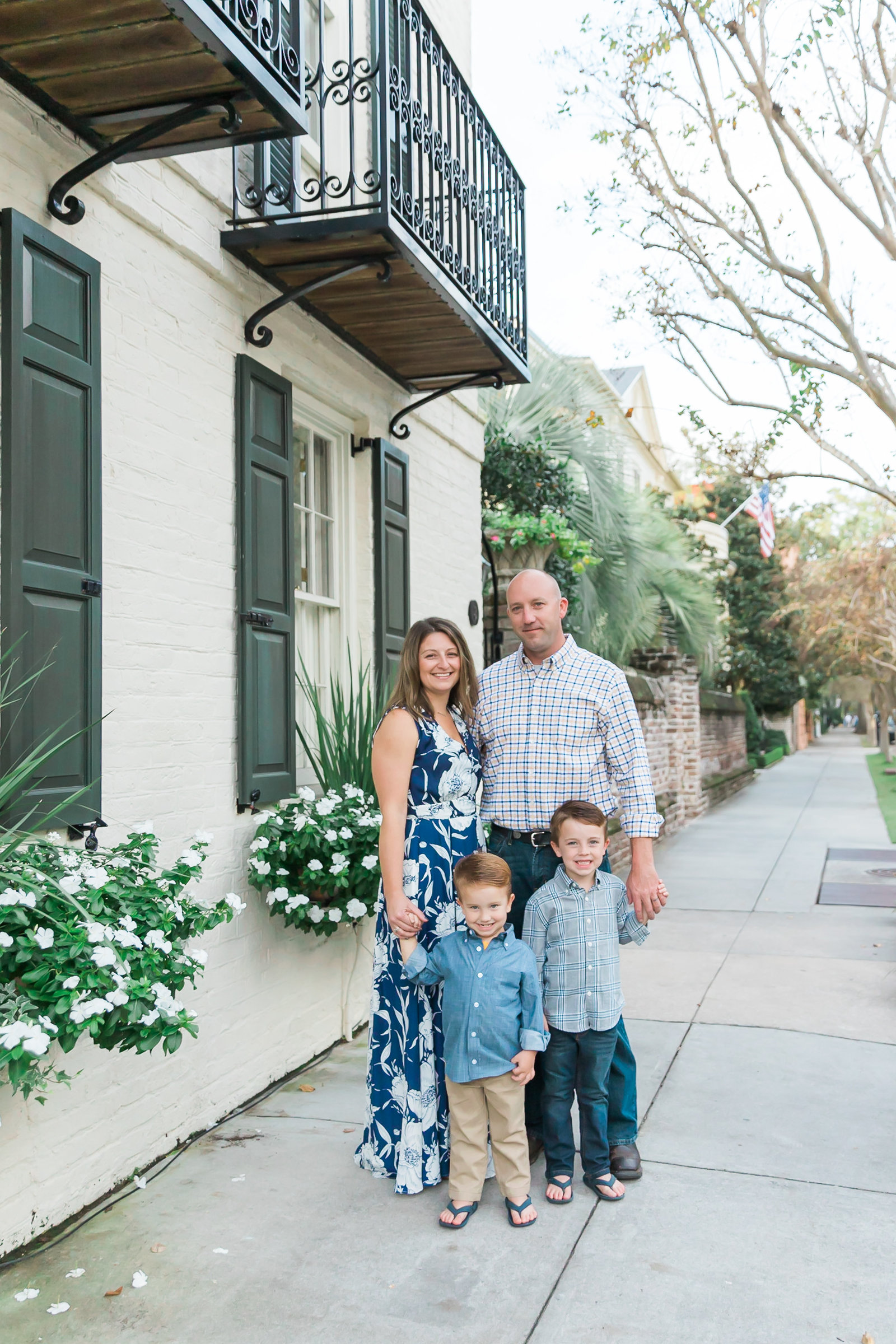 Janice Jones Photography Downtown Charleston Family Session 22
