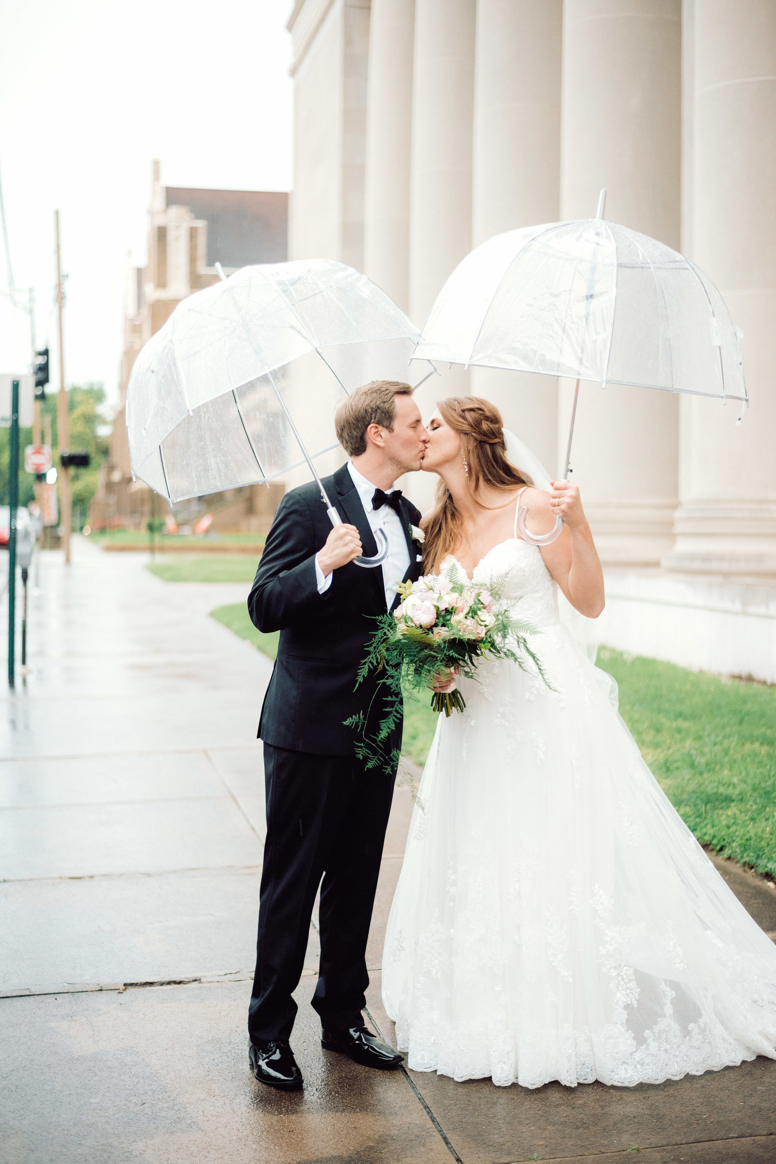 Rain doesn't mess up your wedding day / Sterling Imageworks