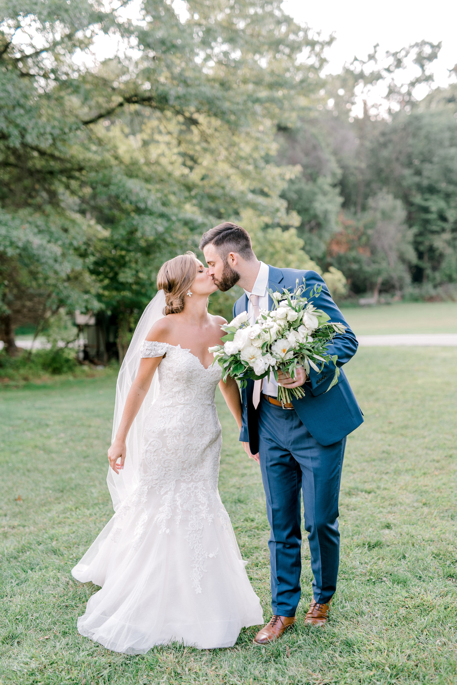 Hartwood Acres Summer Wedding