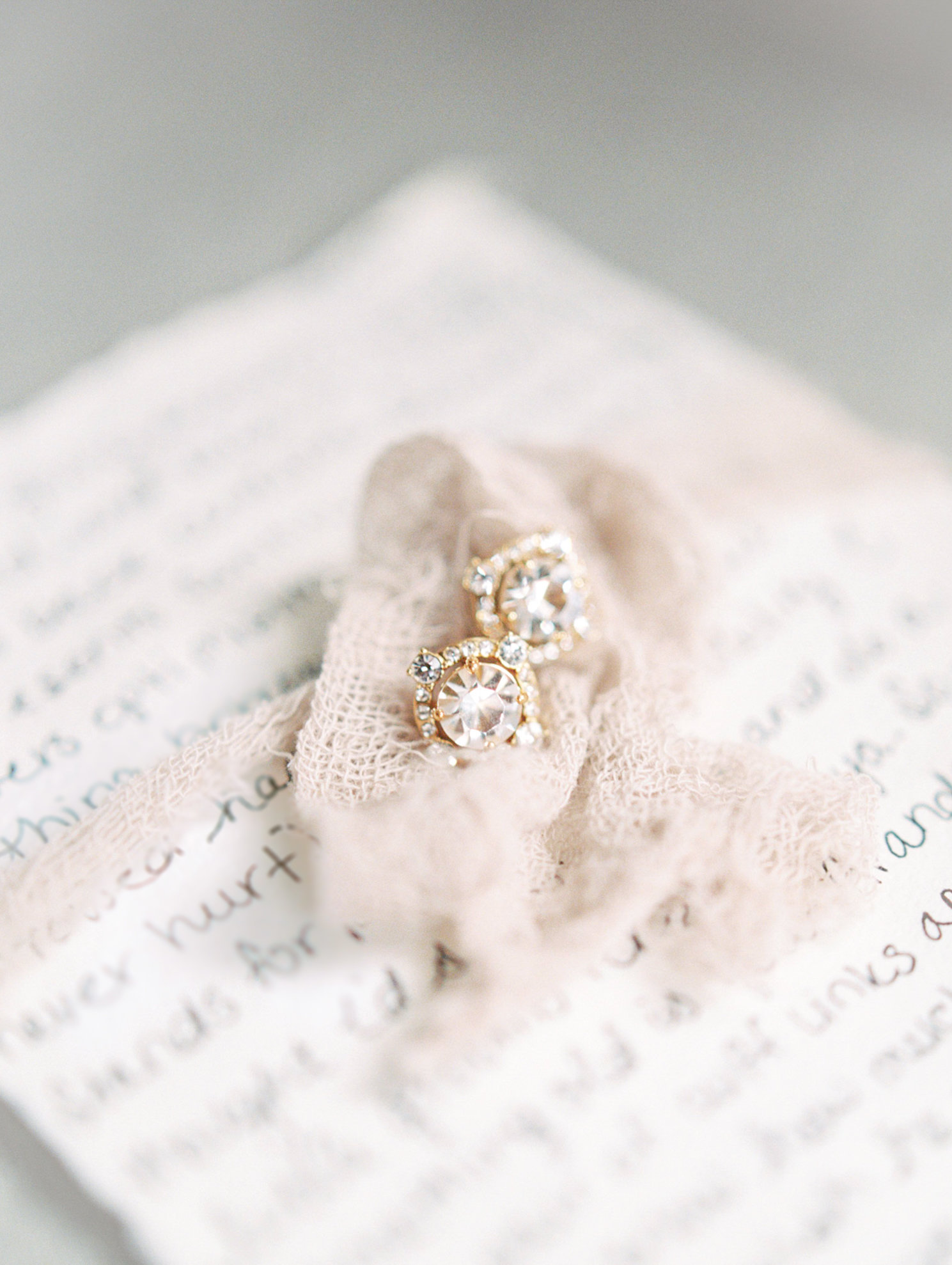 Kate Spade Wedding Earrings