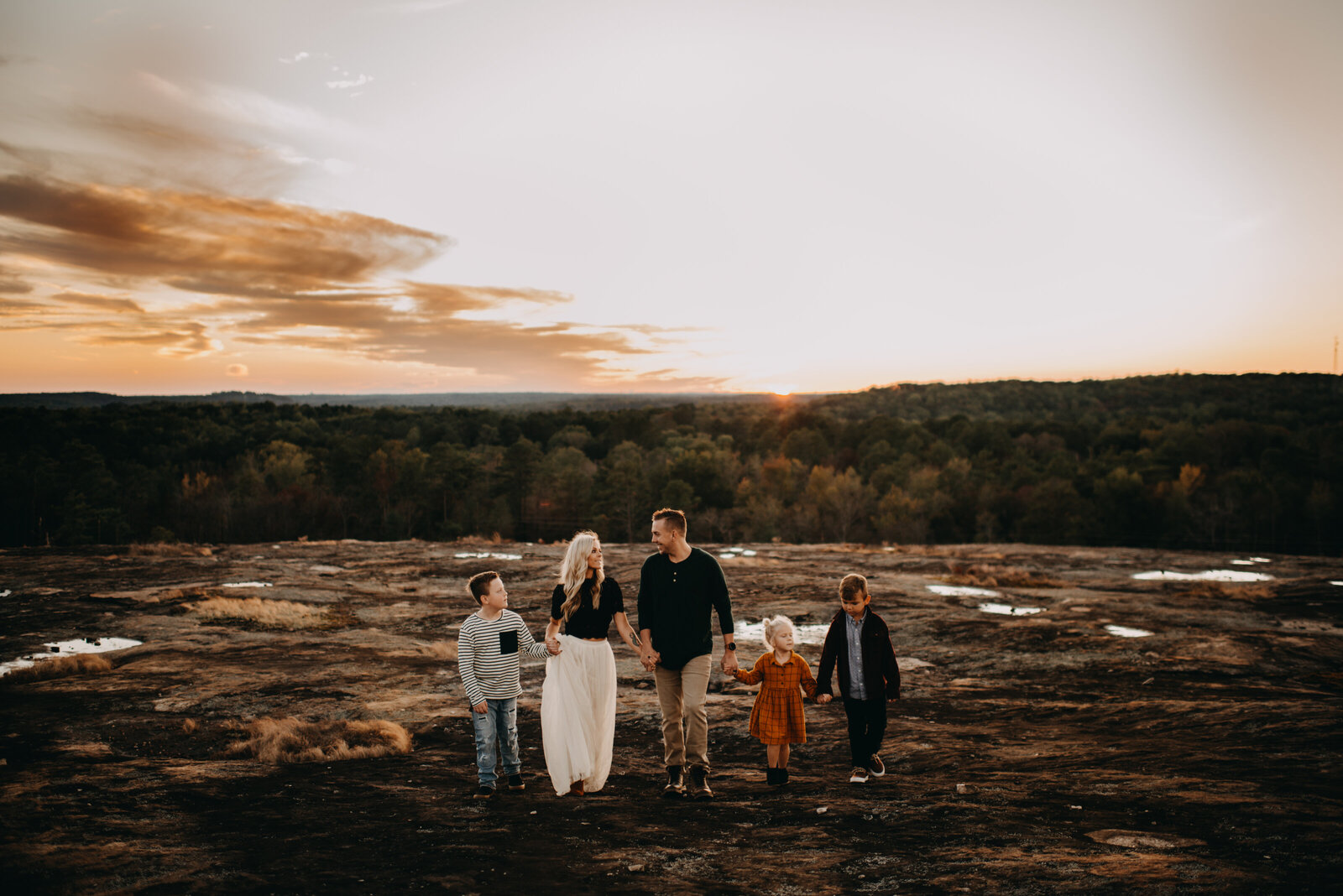 Arabia-Mountain-Atlanta-Family-Photography