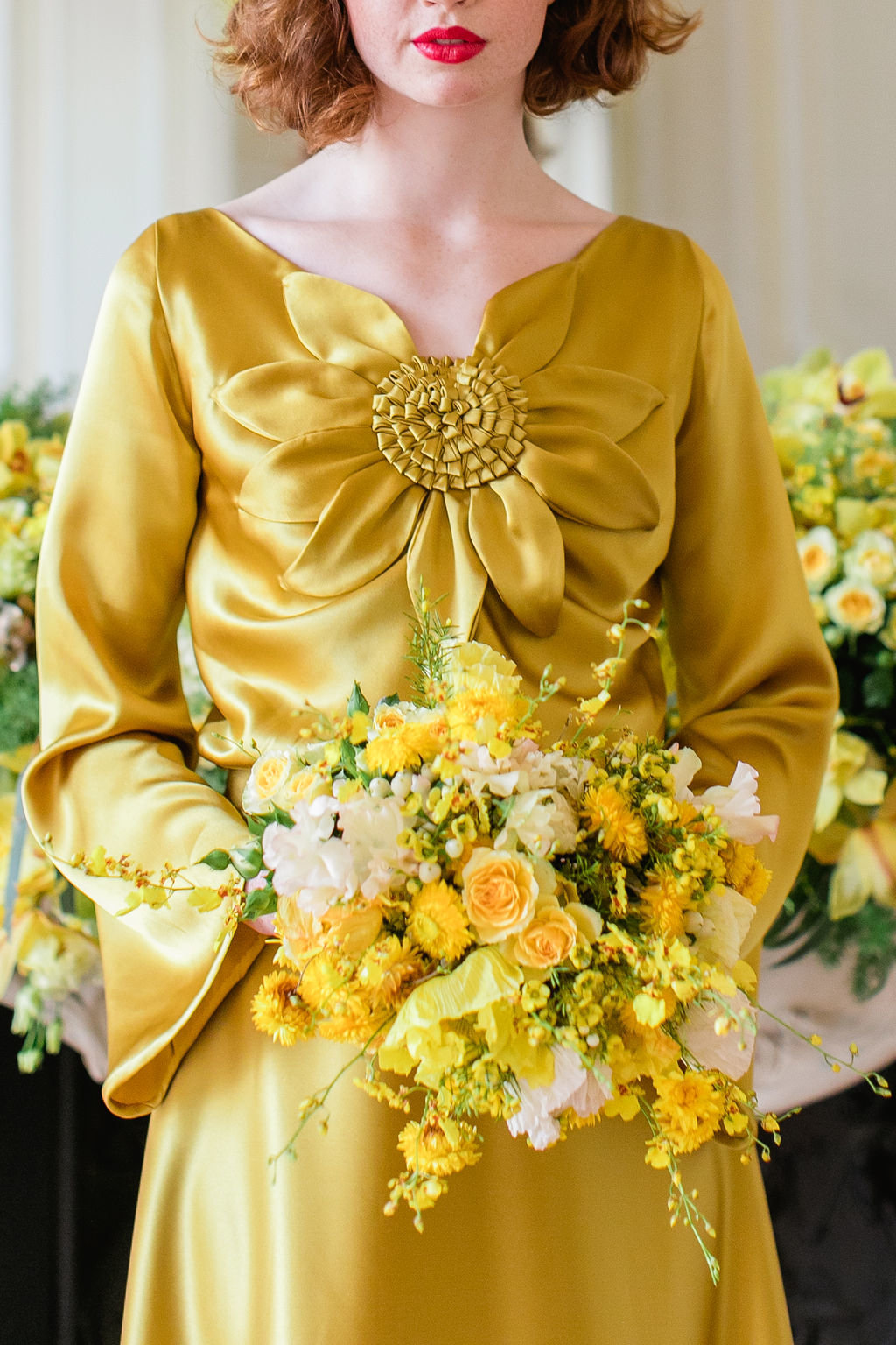 Yellow-silk-satin-evening-wedding-dress-JoanneFlemingDesign-RobertaFacchiniPhoto (21)