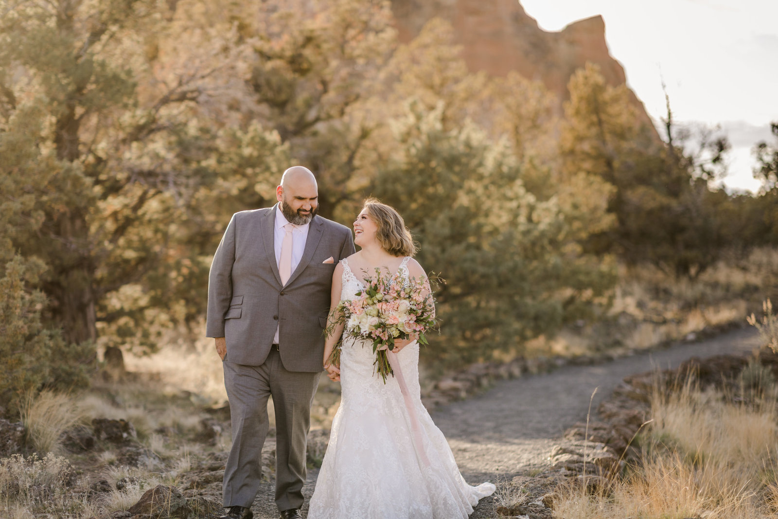 Smith Rock Elopement-60