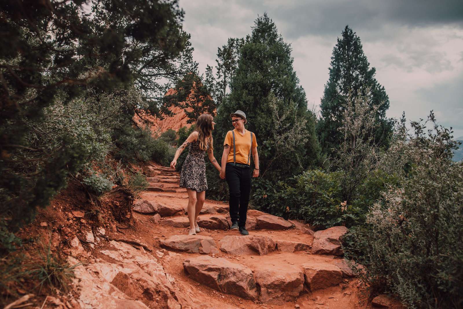 Michigan Wedding Photographer, Garden of The Gods Colorado Engagement Session, Colorado Engagement Session, Colorado Wedding Photographer