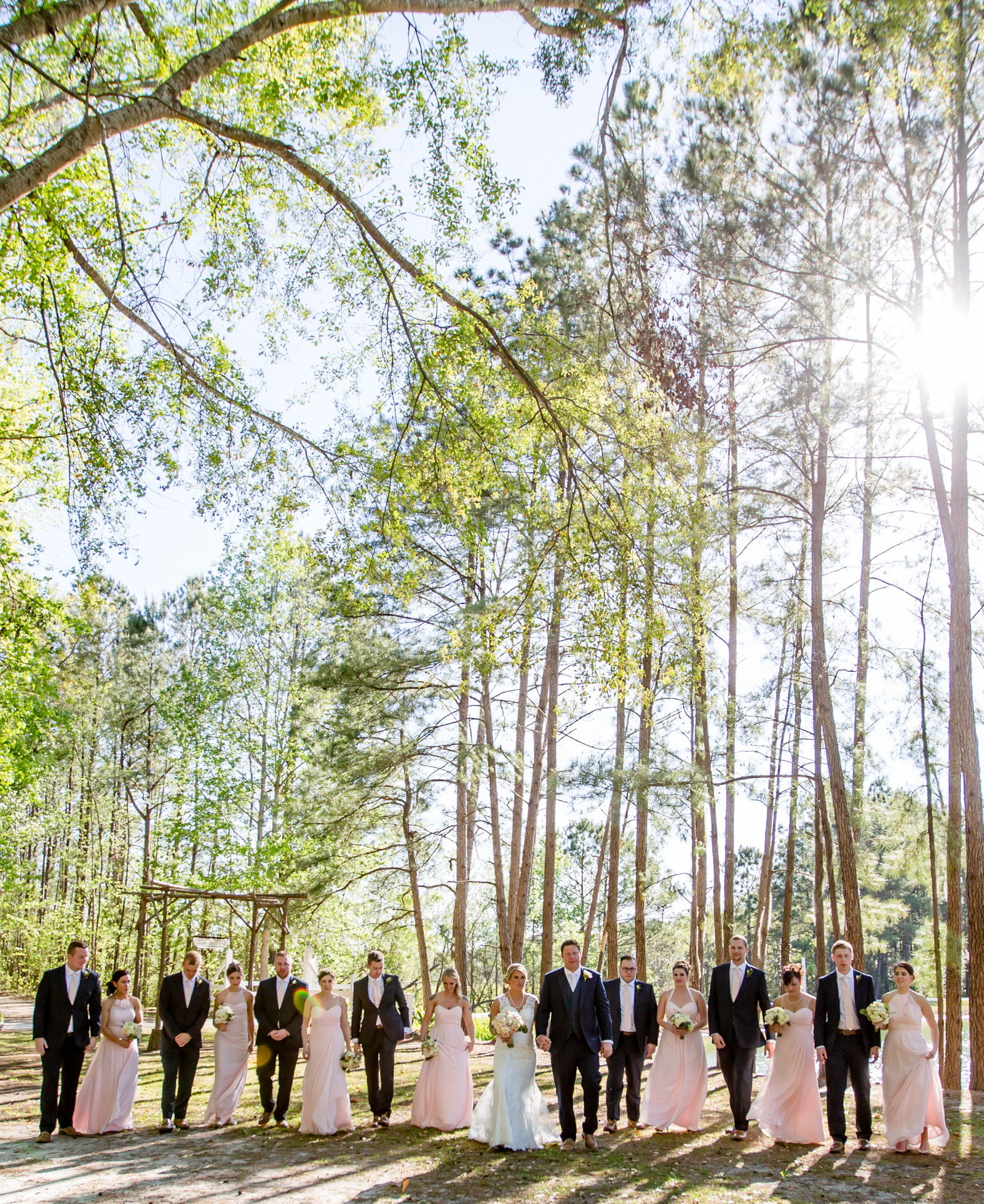 Mackey House Wedding, Bridal Party, Bobbi Brinkman Photography
