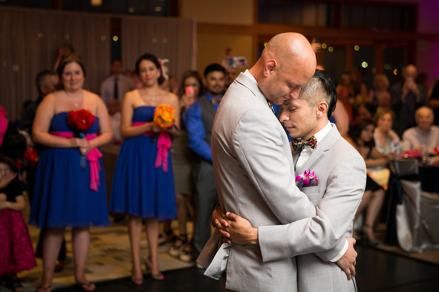 First Dance as Husbands | LGBT Wedding Reception