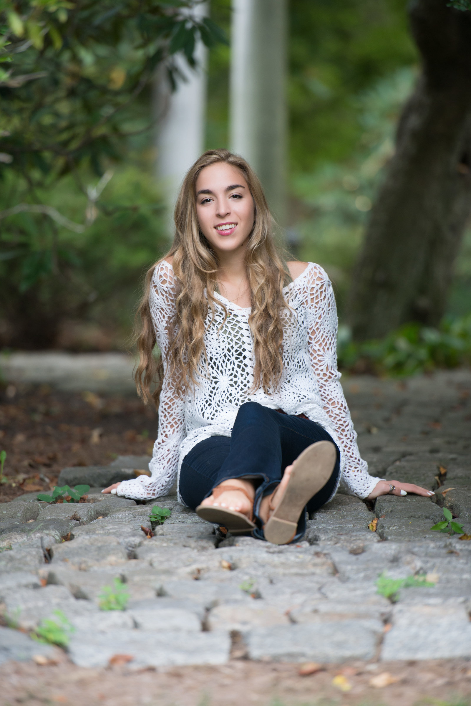 Fun Senior portraits by Dottie Foley Photography | Chester County Senior Photographer serving the Main Line including West Chester